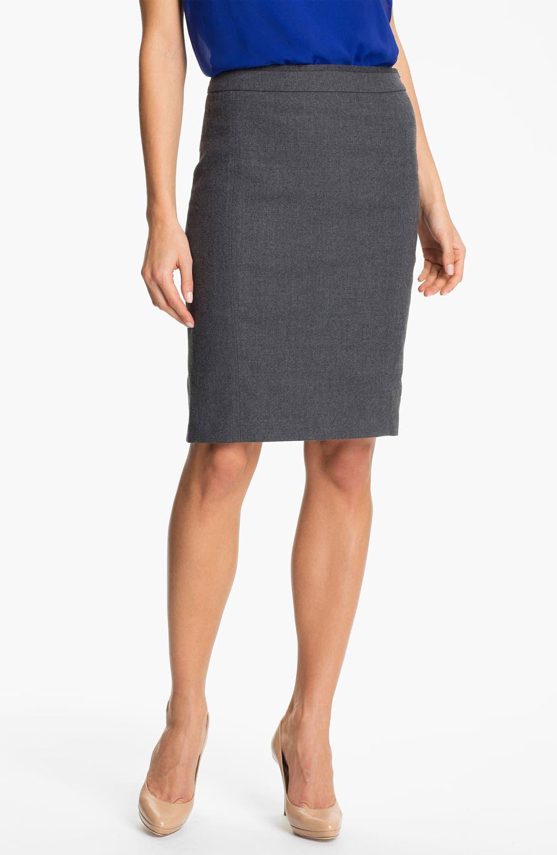 Alternate Image 1 Selected - Ted Baker London 'Neyoas' Skirt