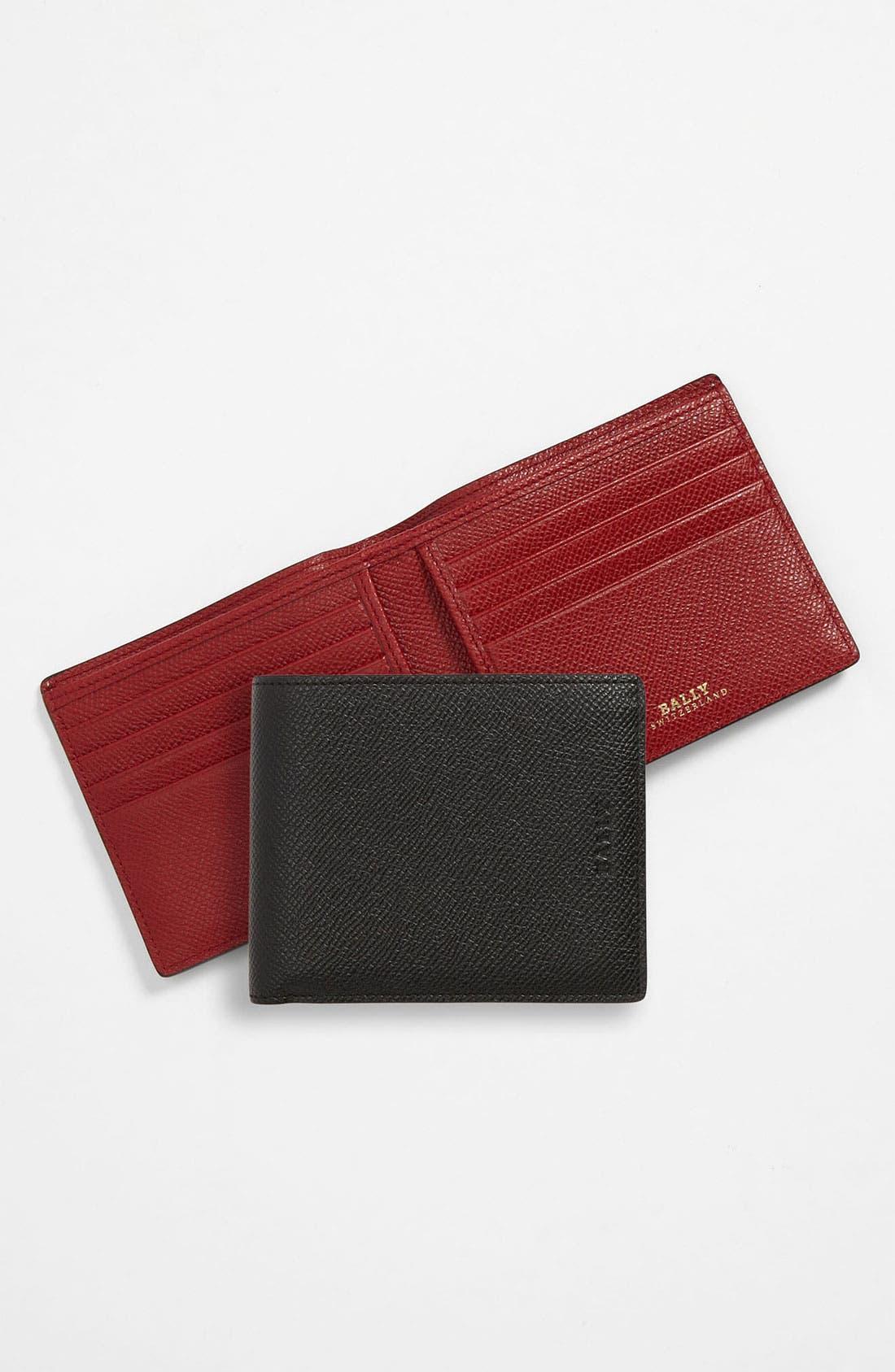 Main Image - Bally Calfskin Wallet