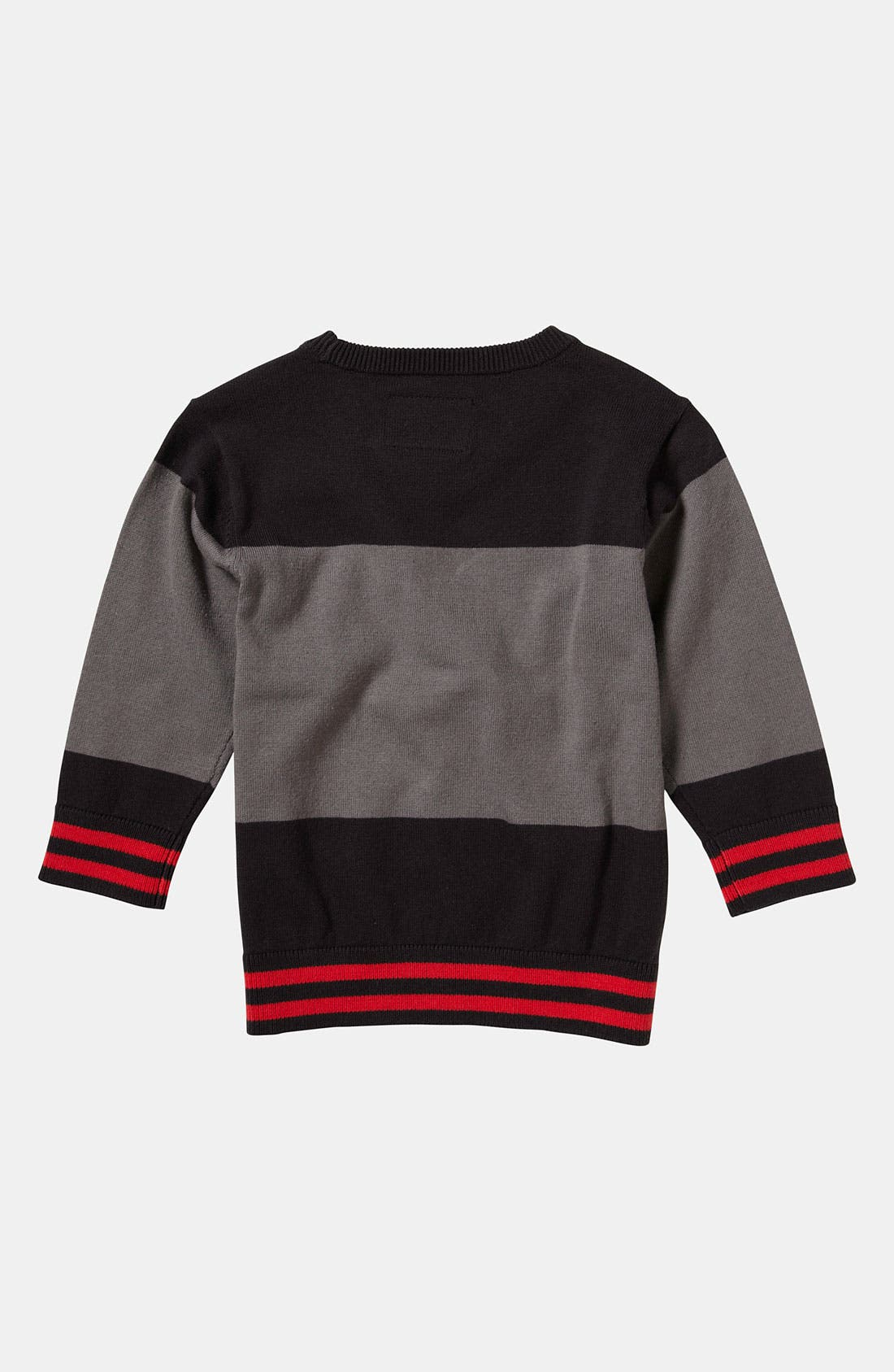 Alternate Image 2  - Quiksilver 'Wild Card' Sweater (Toddler)