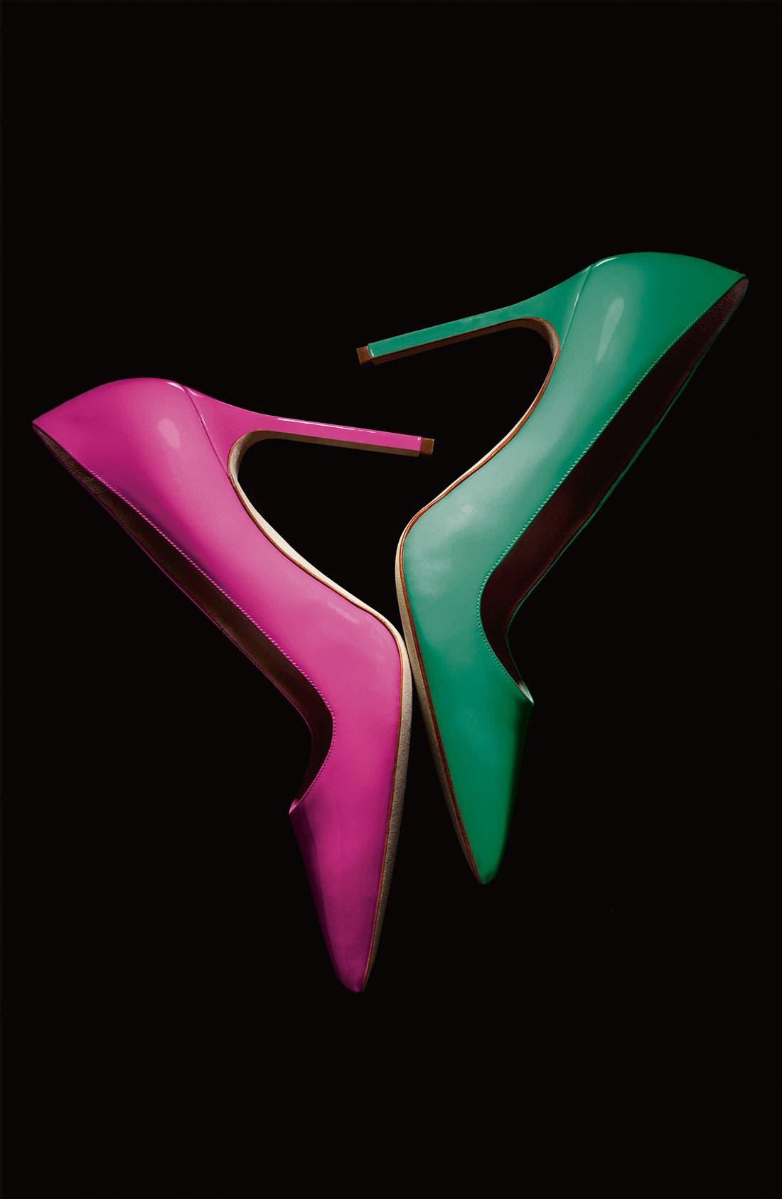 Alternate Image 4  - Manolo Blahnik 'BB' Pointy Toe Pump (Women)
