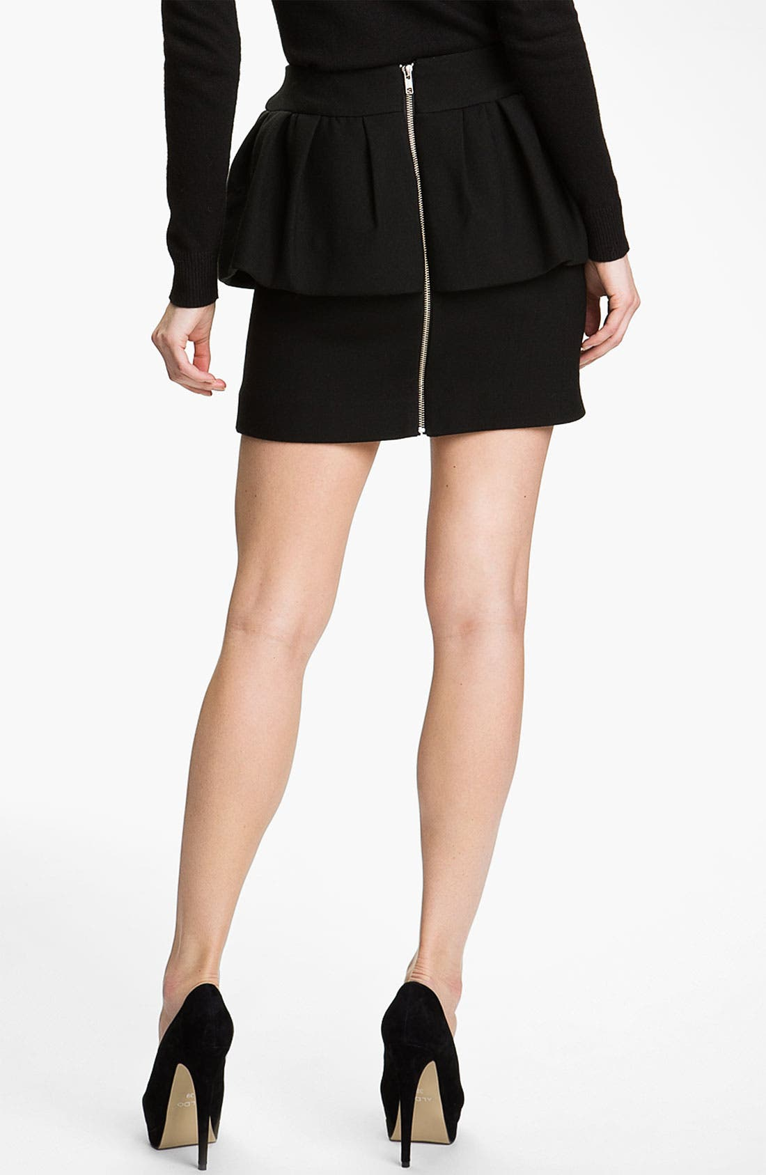 Alternate Image 2  - Milly 'Laurel' Peplum Skirt