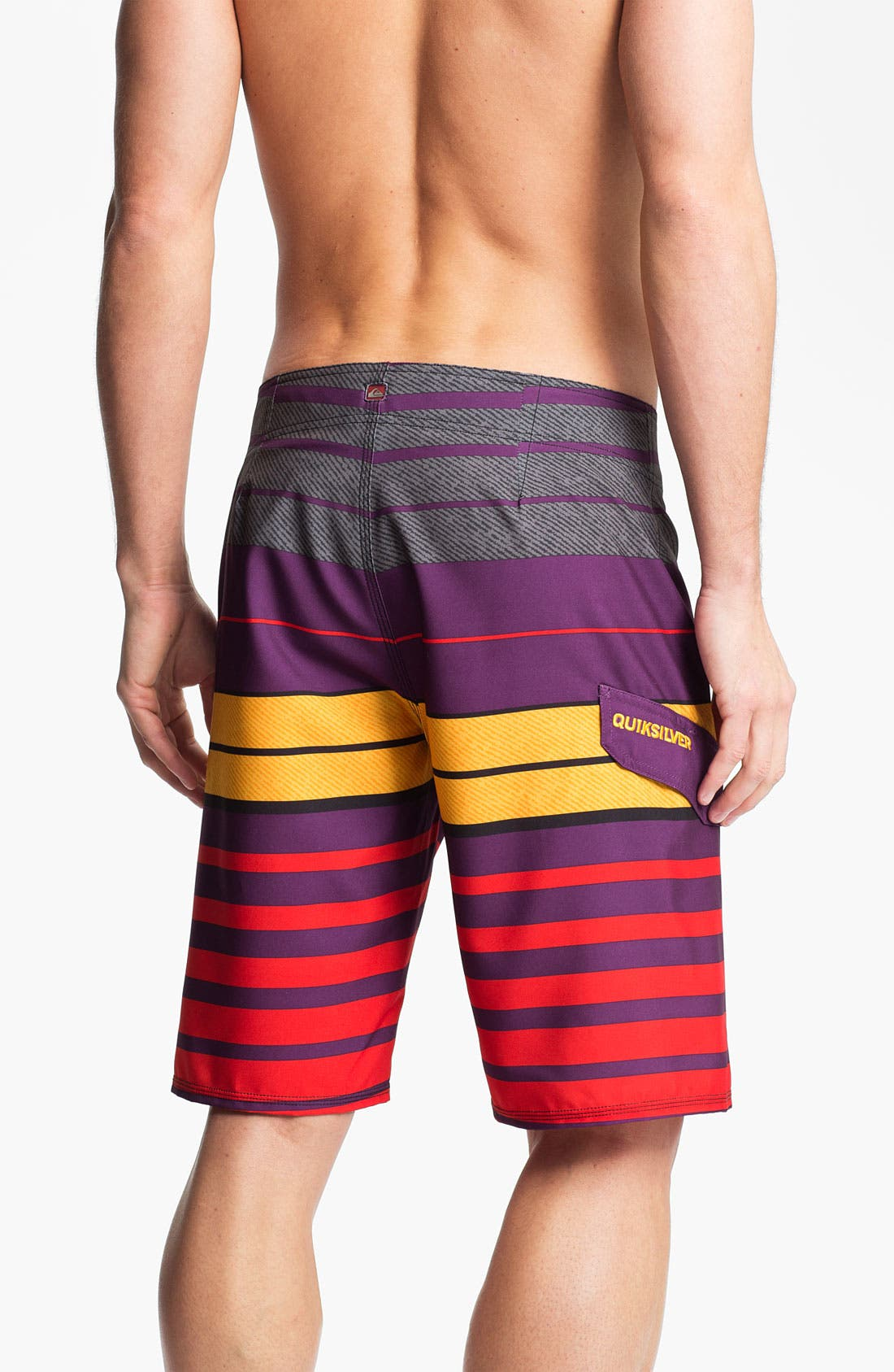 Alternate Image 2  - Quiksilver 'Waypoint' Board Shorts