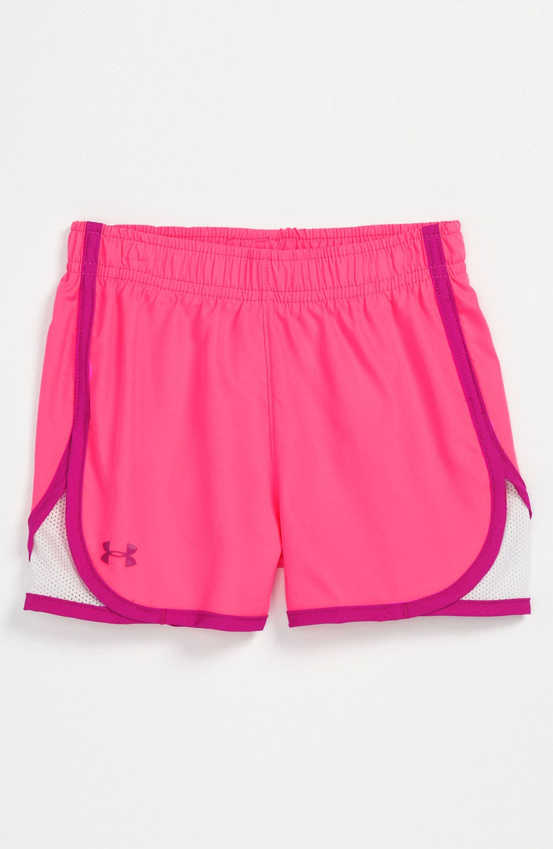 Main Image - Under Armour HeatGear® Shorts (Toddler)