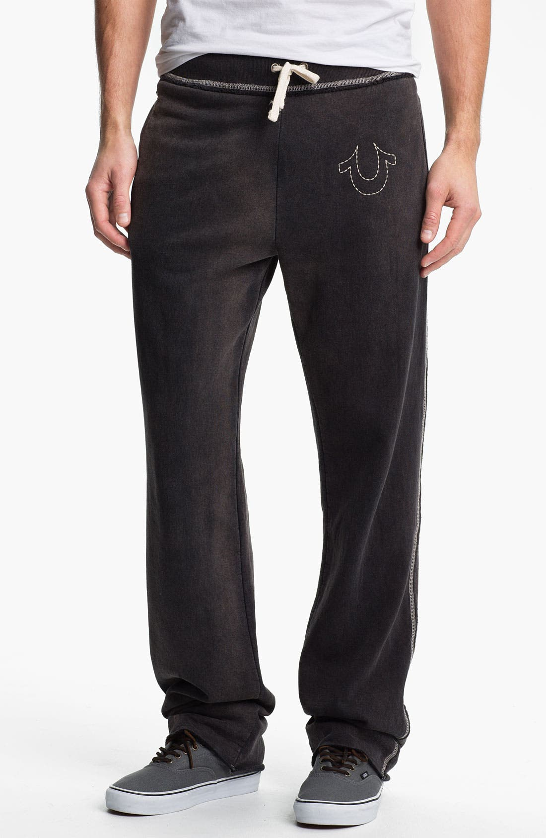 Alternate Image 1 Selected - True Religion Brand Jeans 'Built to Last' Athletic Pants