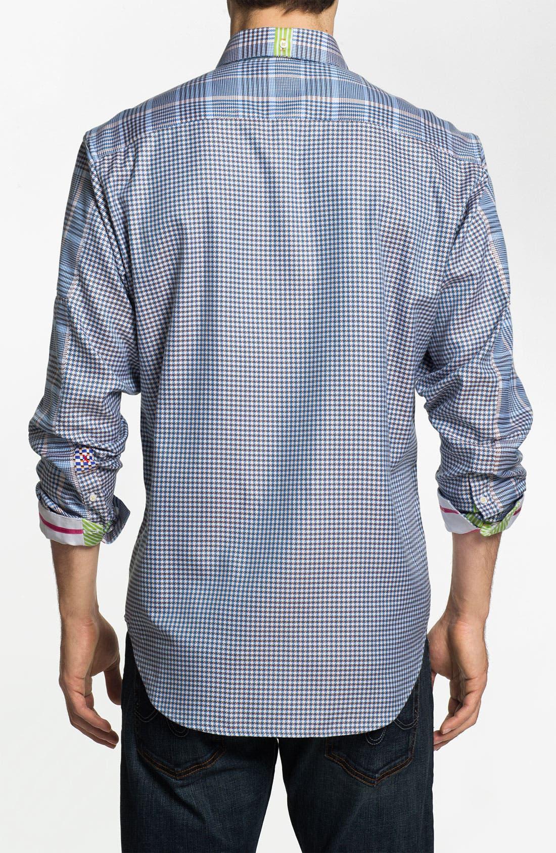 Alternate Image 3  - Robert Graham 'Swizzle' Sport Shirt