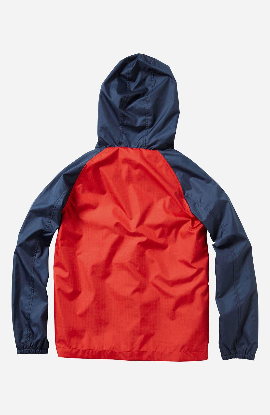 Alternate Image 2  - Quiksilver 'Ward' Jacket (Big Boys)