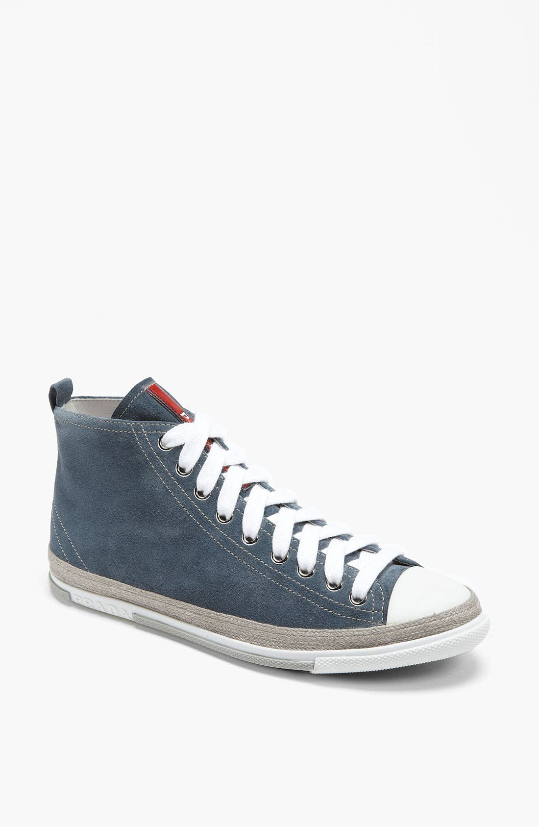 Alternate Image 1 Selected - Prada High Top Sneaker