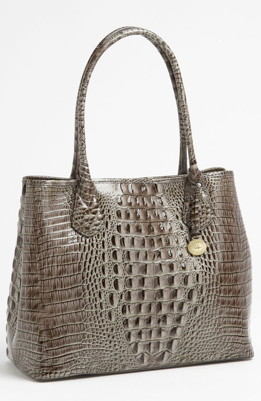 Alternate Image 1 Selected - Brahmin 'Glossy Anytime' Tote