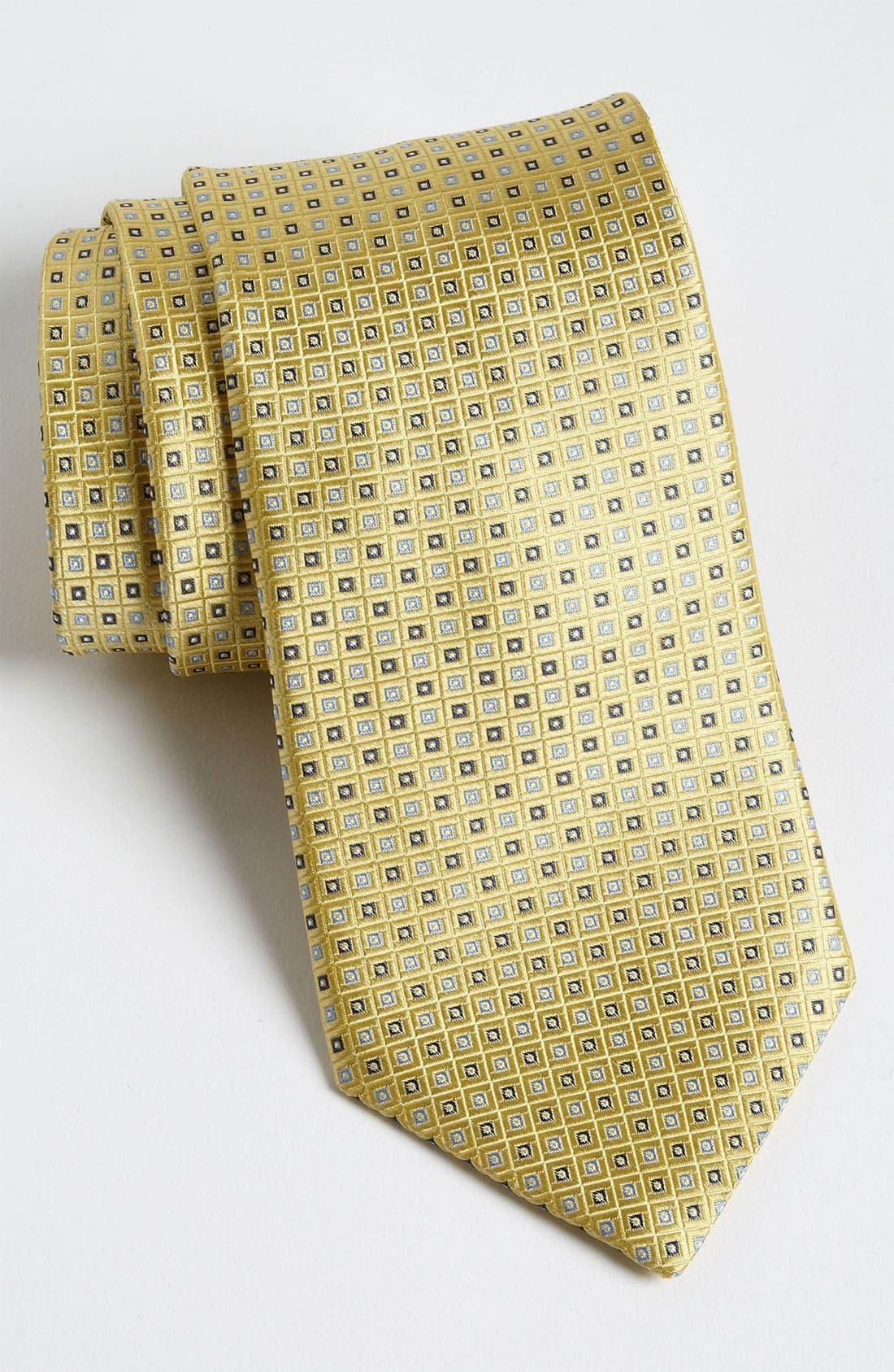 Alternate Image 1 Selected - Nordstrom Woven Silk Tie