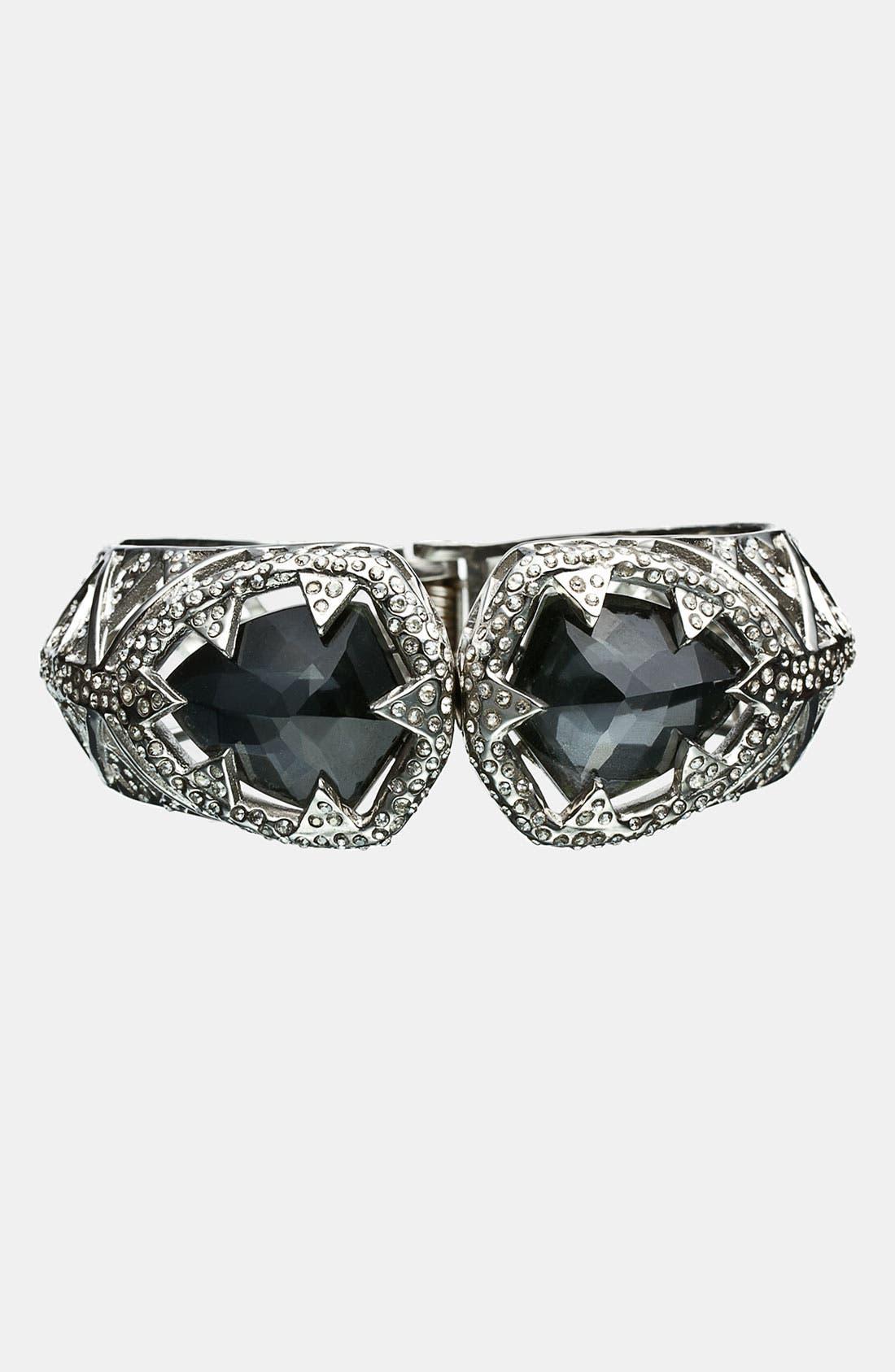 Alternate Image 1 Selected - Alexis Bittar 'Miss Havisham - Delano' Hinged Bracelet