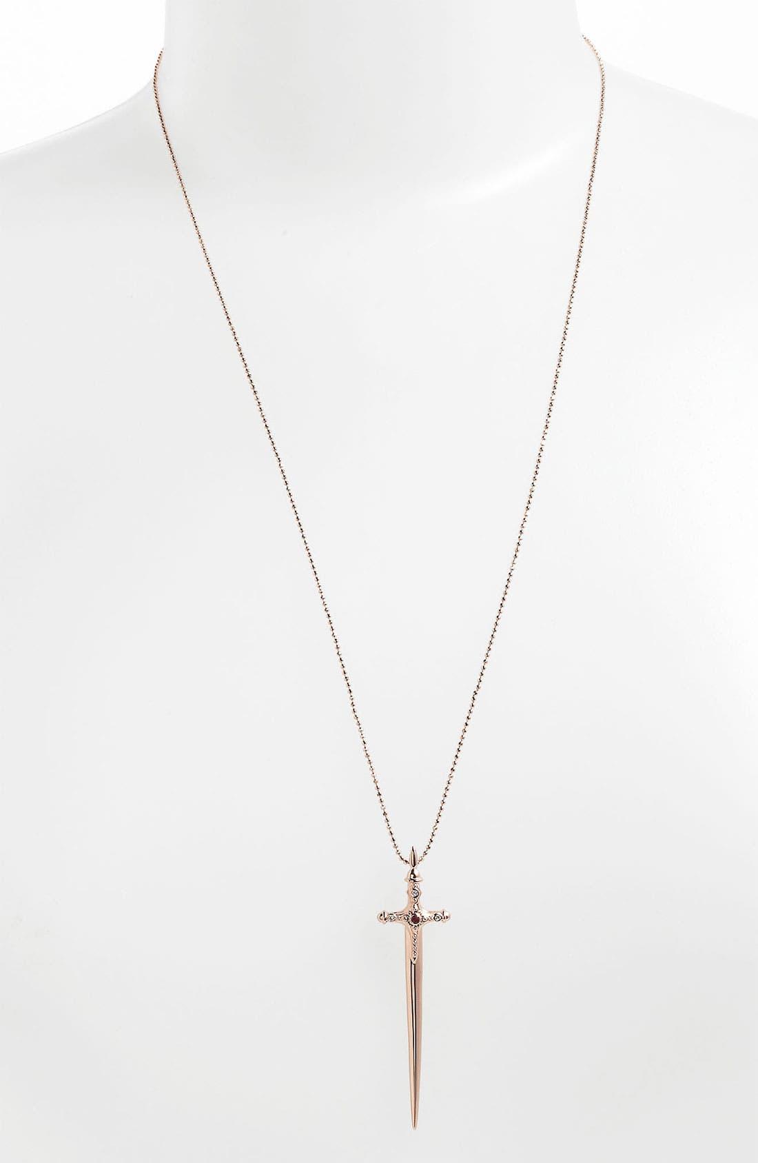 Alternate Image 1 Selected - Rachel Roy & Deepak Chopra Pendant Necklace