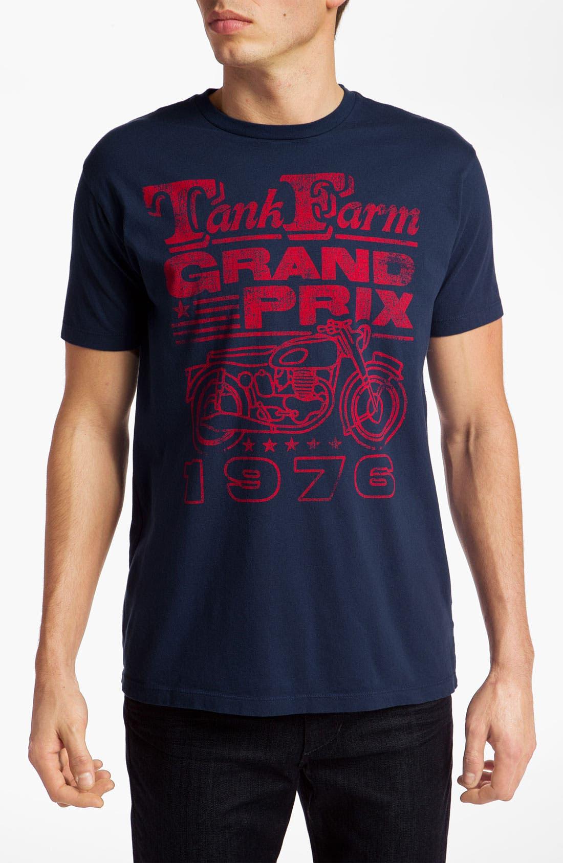 Main Image - Tankfarm 'Grand Prix' Graphic T-Shirt