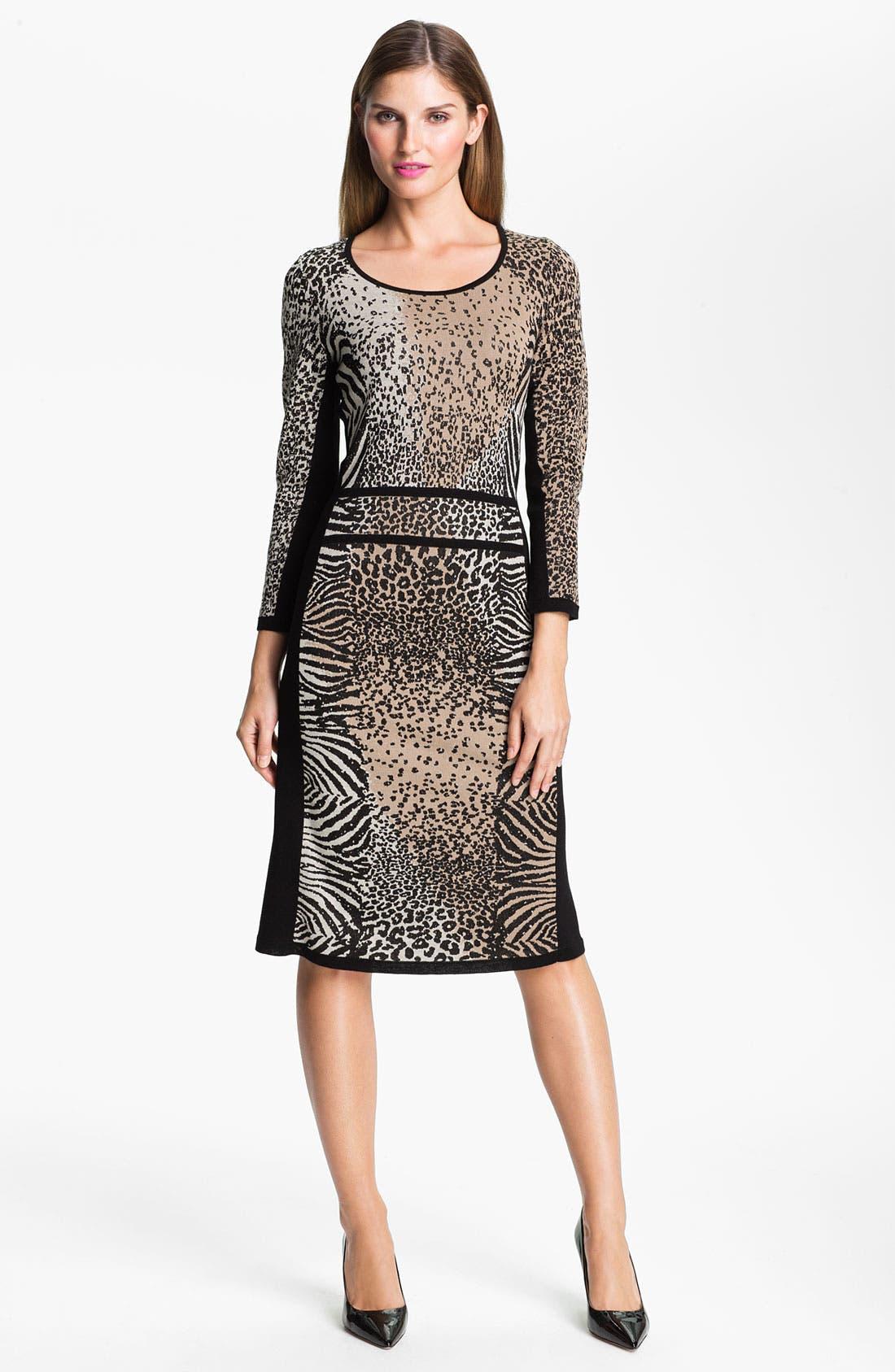 Alternate Image 1 Selected - Nic + Zoe 'Wild Deco' Dress (Online Exclusive)