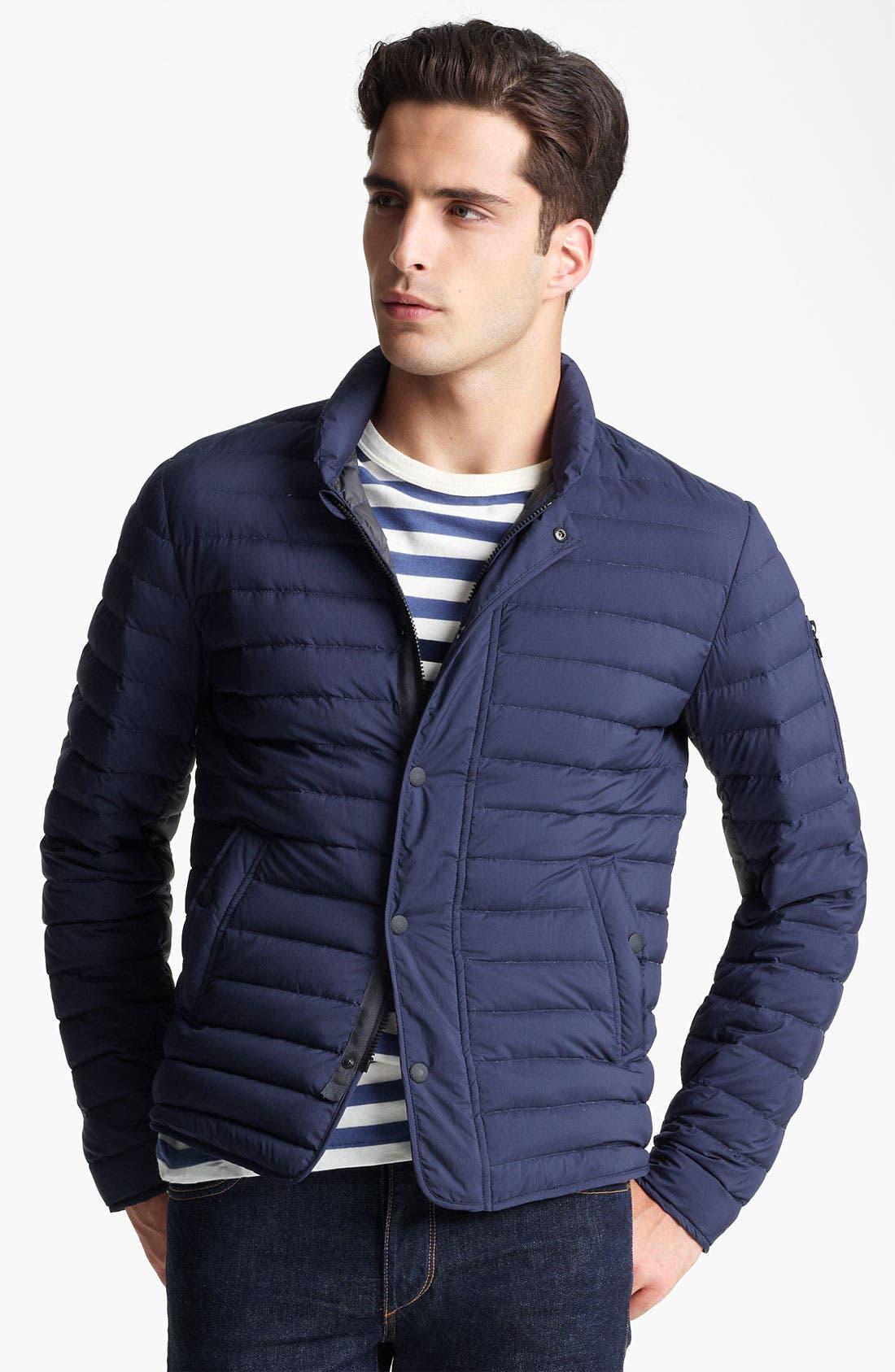 Main Image - rag & bone 'Chelsea' Quilted Jacket