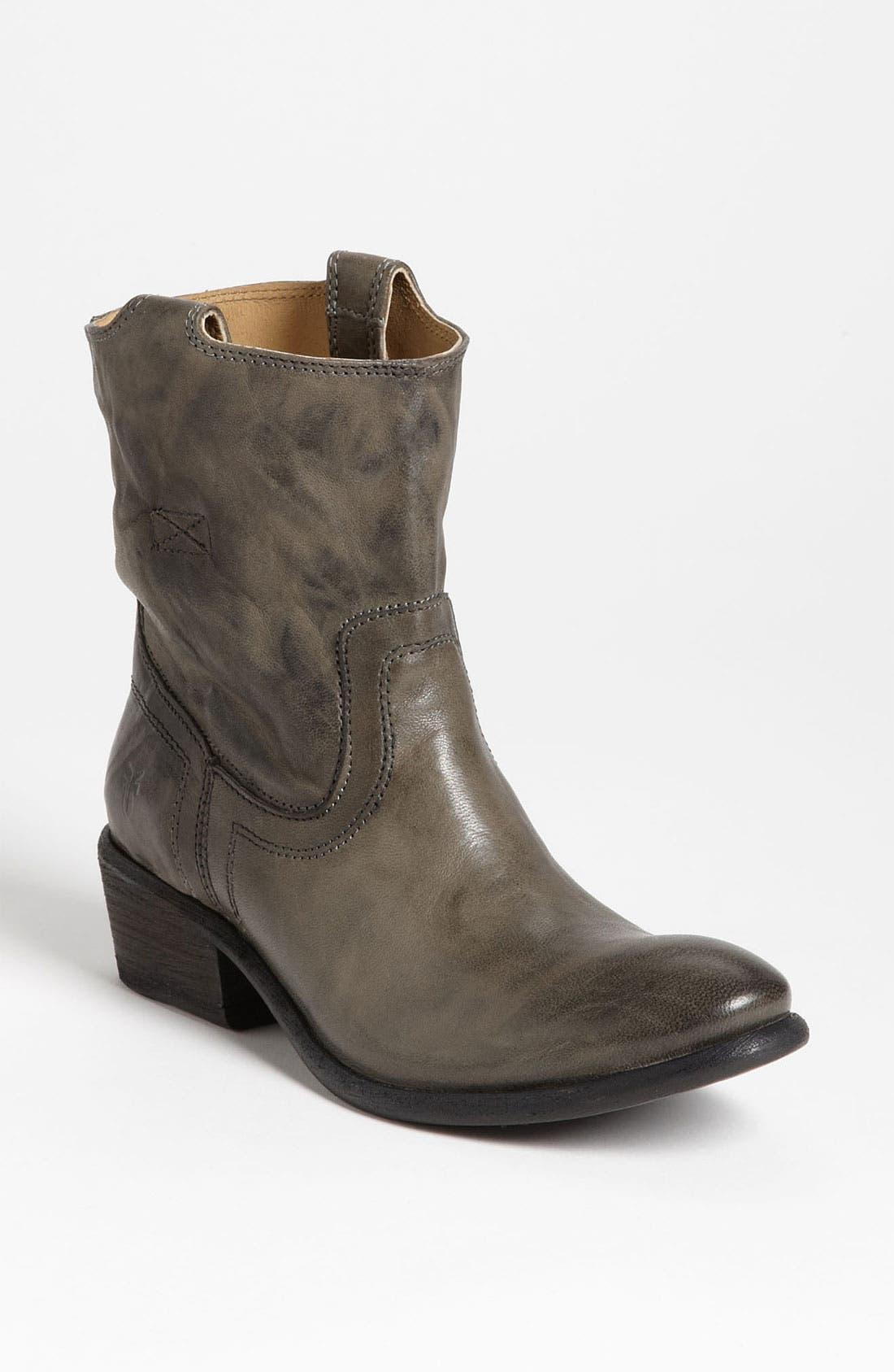 Main Image - Frye 'Carson Tab' Short Boot