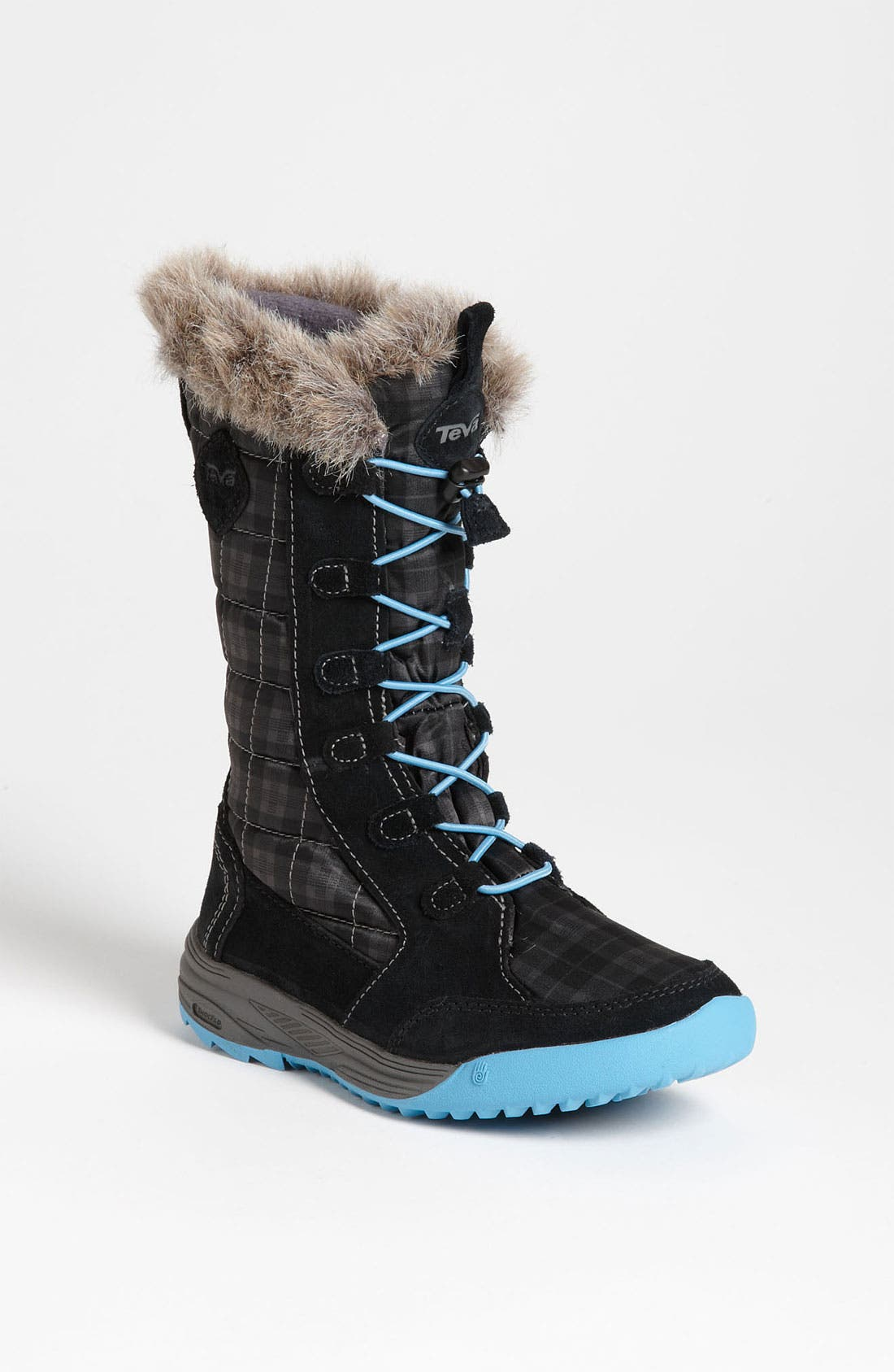 Alternate Image 1 Selected - Teva 'Lenawee' Waterproof Boot (Toddler, Little Kid & Big Kid)