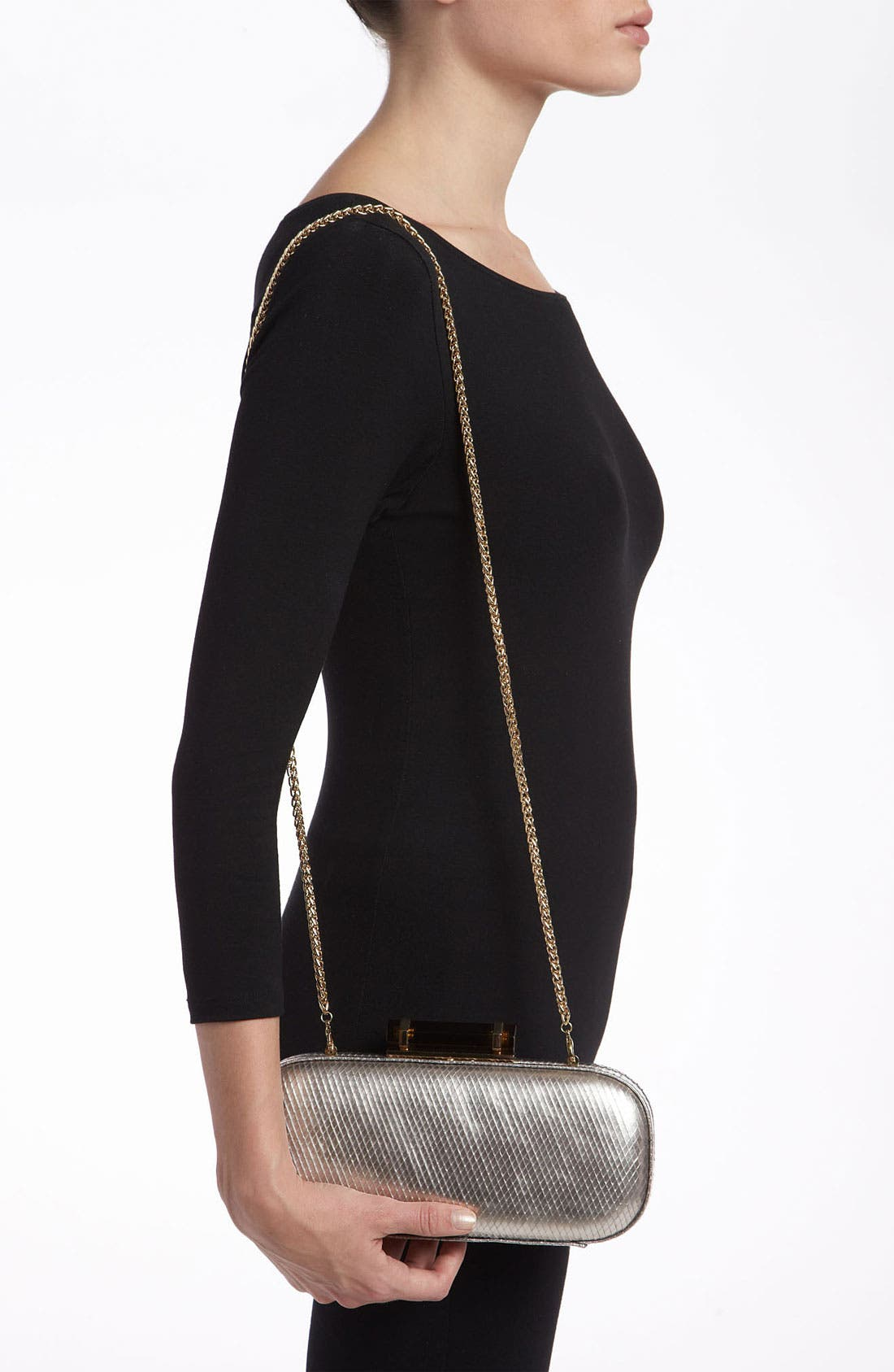 Alternate Image 2  - Vince Camuto 'Onyx' Clutch