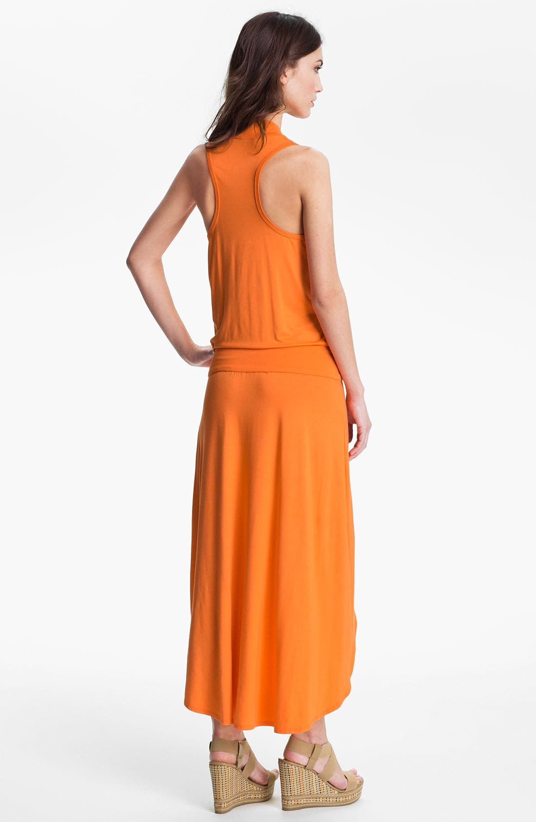 Alternate Image 2  - Trina Turk 'Raissa' High/Low Maxi Dress
