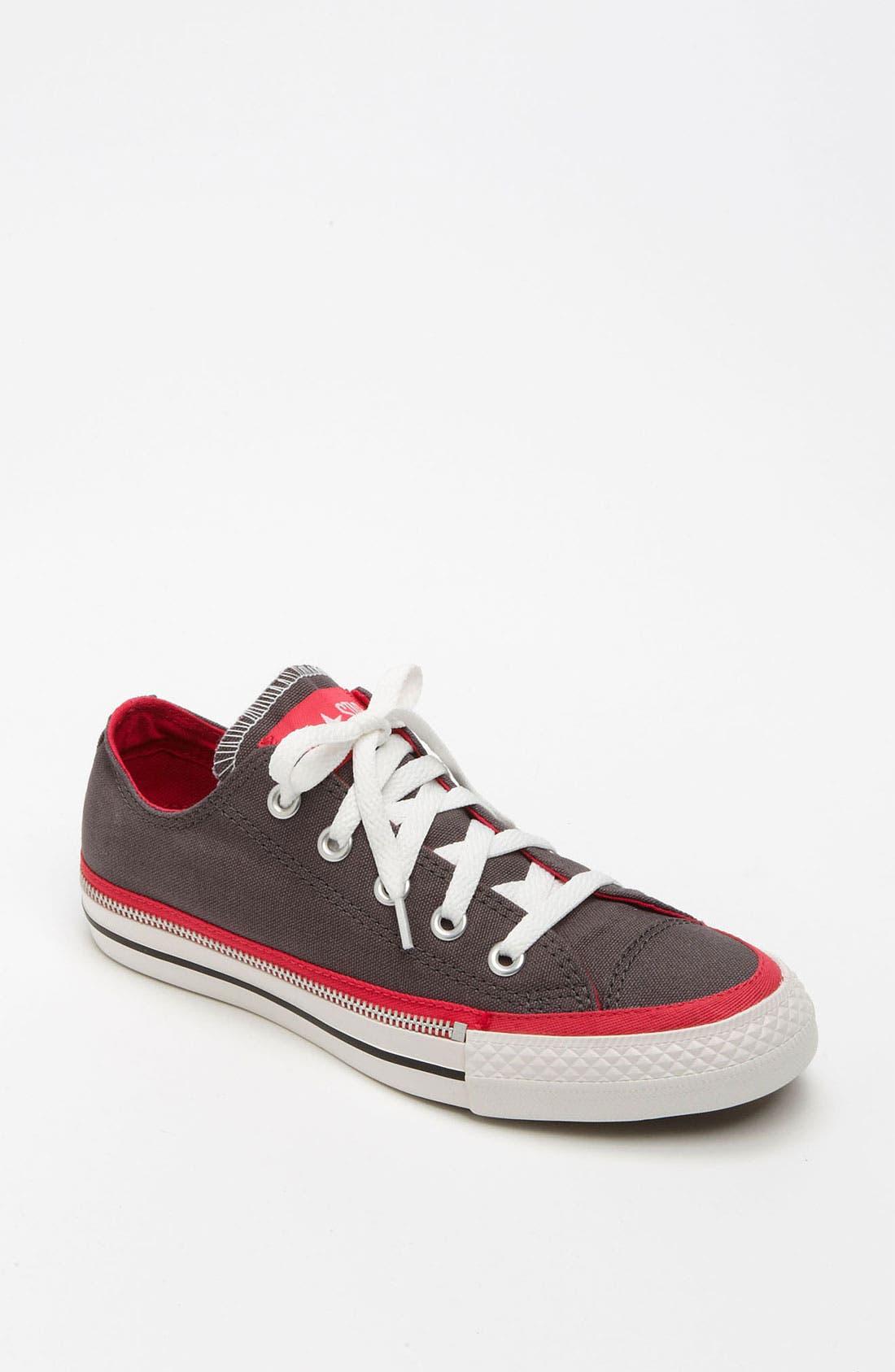 Main Image - Converse Chuck Taylor® Zipper Sneaker (Women)