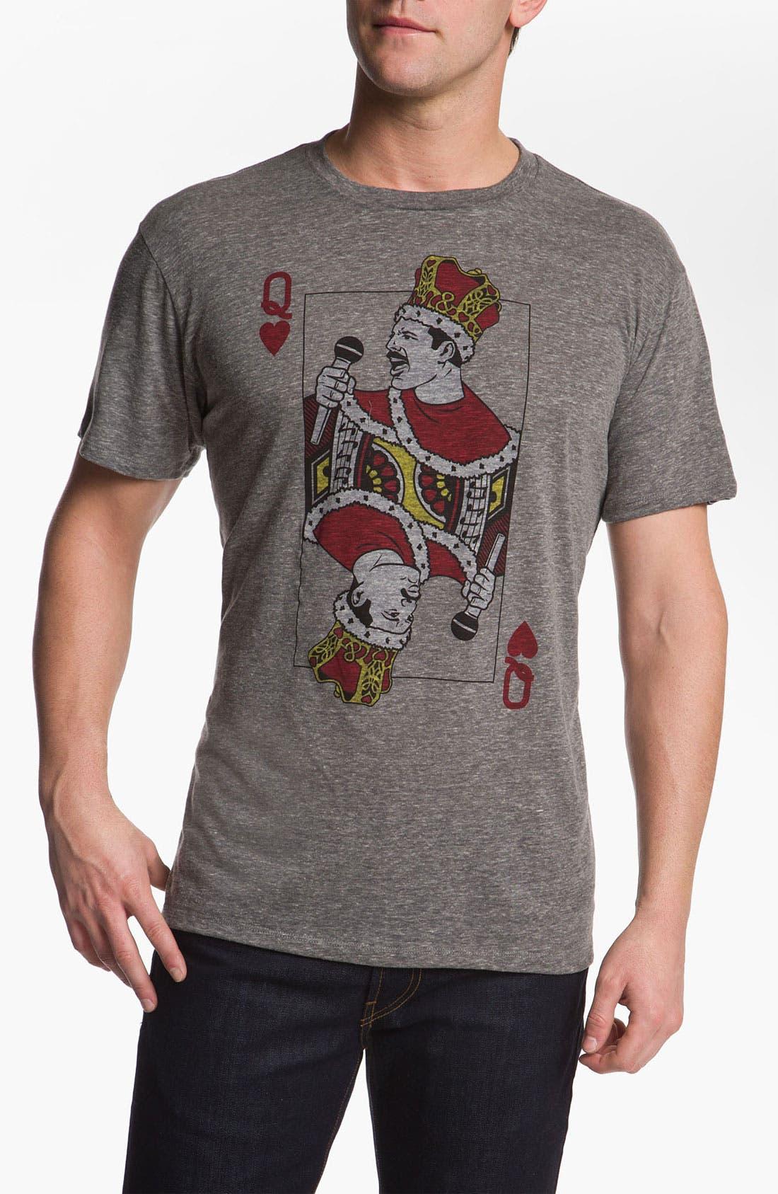 Main Image - Headline Shirts 'Queen' Graphic T-Shirt