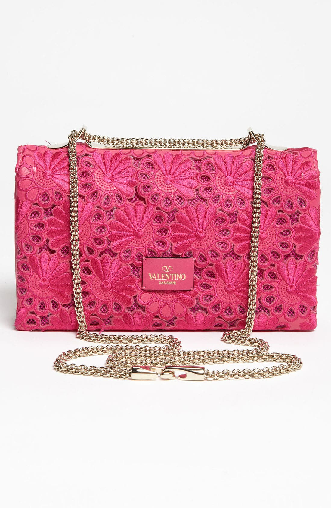 Alternate Image 4  - Valentino 'Girello Flap' Lace Bag