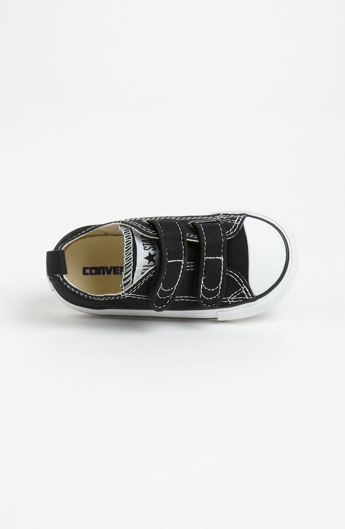 Alternate Image 3  - Converse Chuck Taylor® 'Double Strap' Sneaker (Baby, Walker & Toddler)