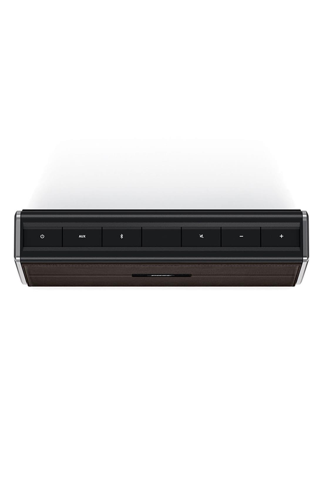 Alternate Image 3  - Bose® SoundLink® Bluetooth® Mobile Speaker II – Leather Edition