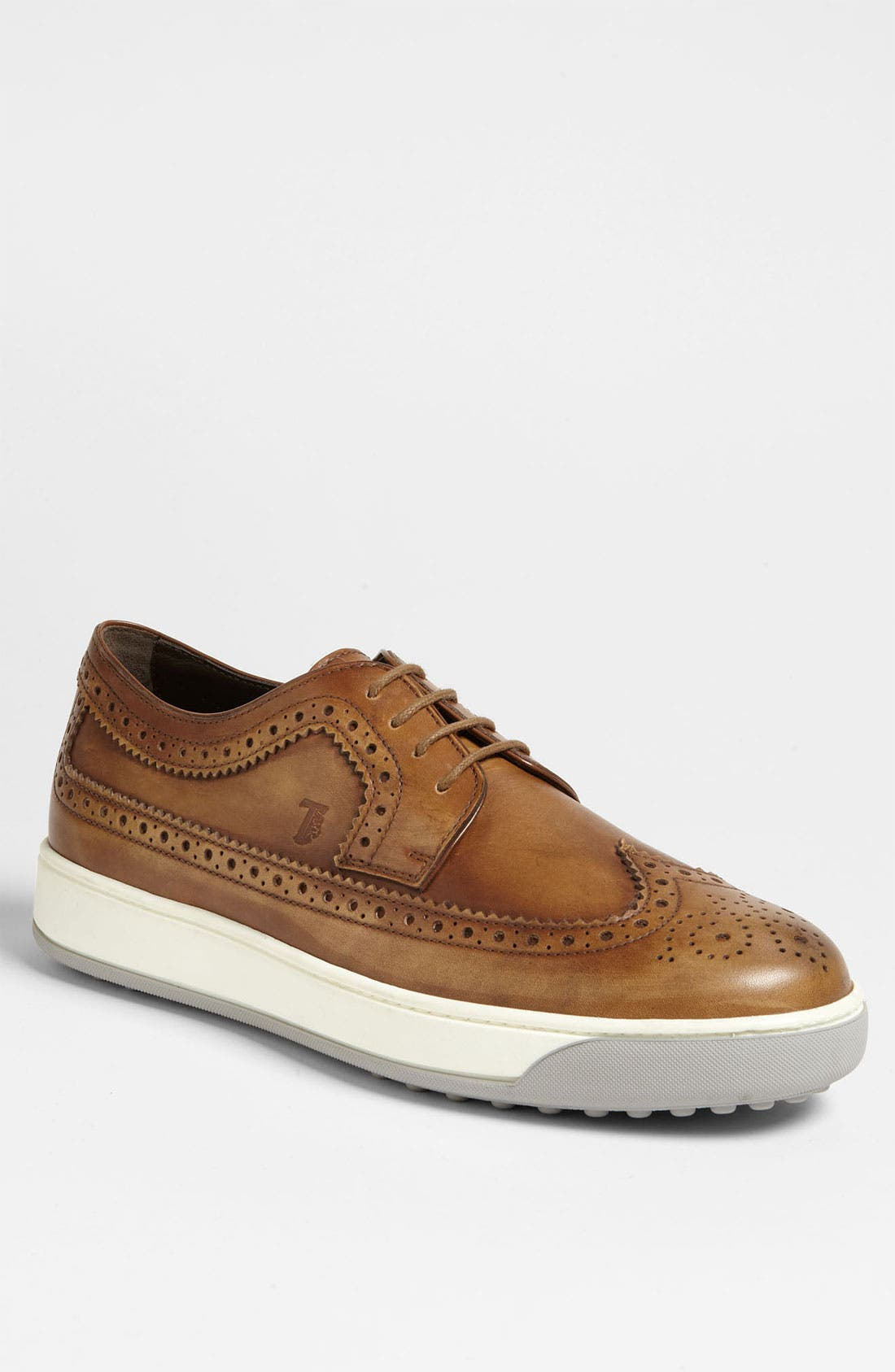 Alternate Image 1 Selected - Tod's Longwing Sneaker