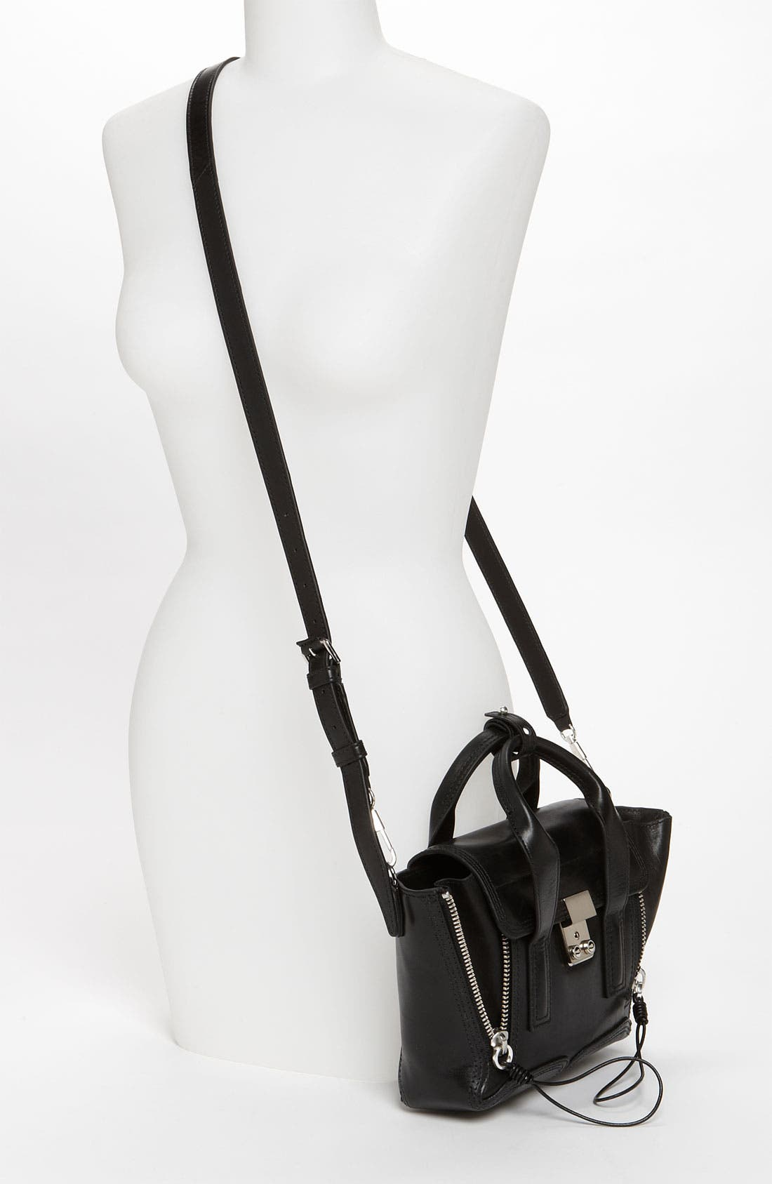 Alternate Image 2  - 3.1 Phillip Lim 'Mini Pashli' Leather Satchel