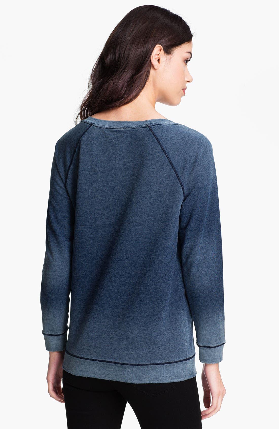 Alternate Image 2  - Soft Joie 'Amity' Ombré Sweatshirt