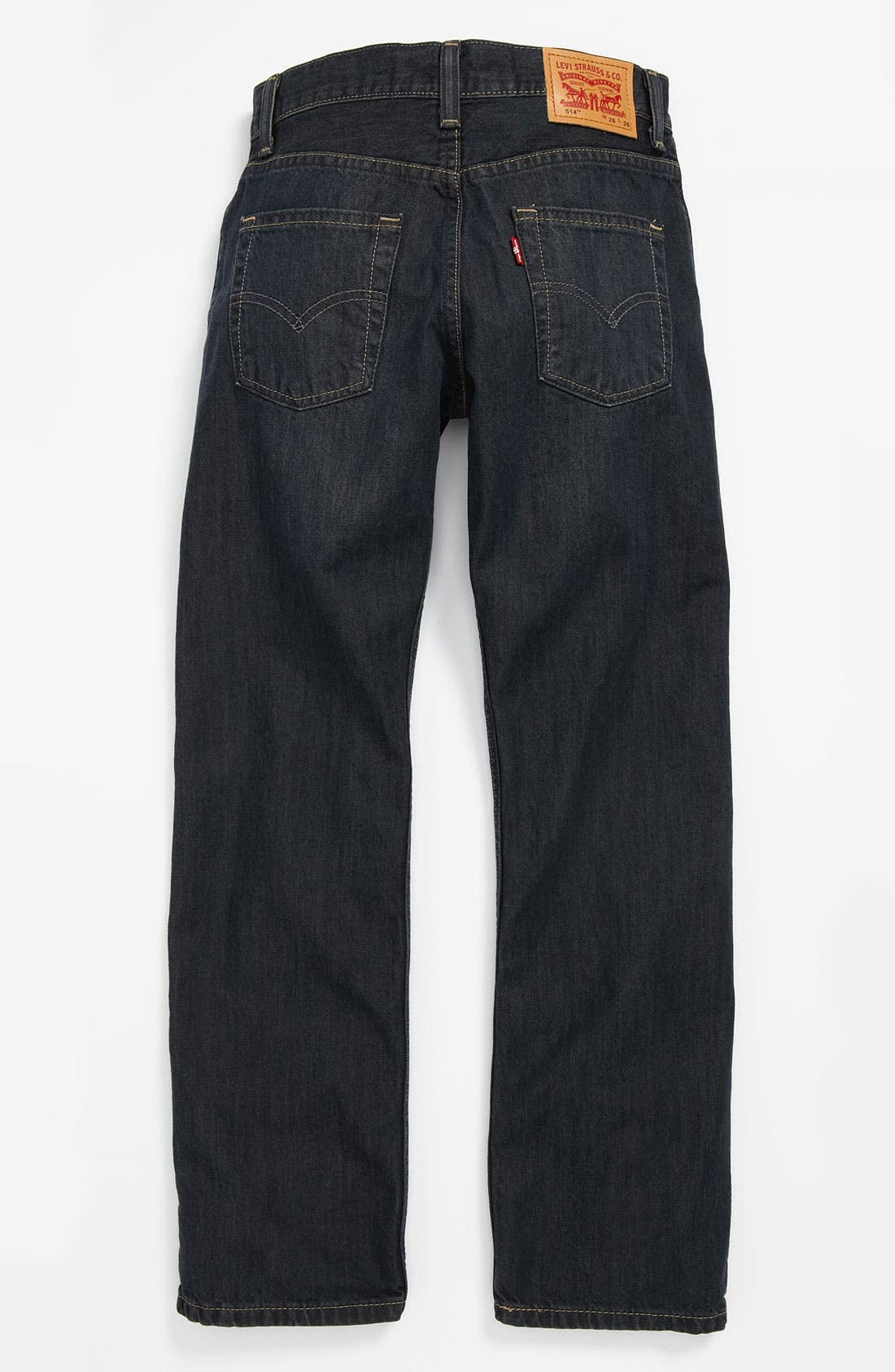 Alternate Image 1 Selected - Levi's® '514™' Jeans (Big Boys)