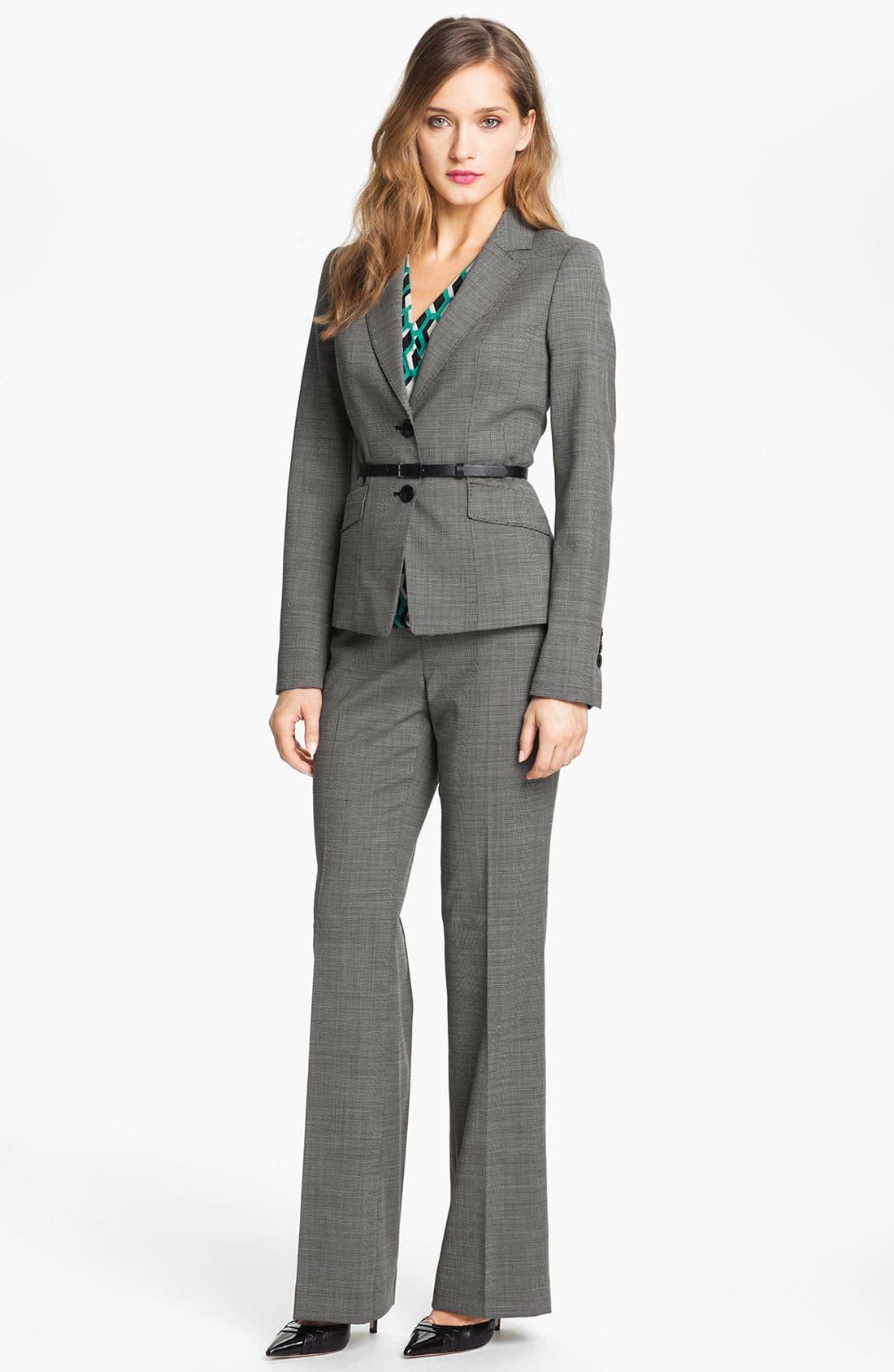 Alternate Image 4  - Classiques Entier® Tropical Wool Jacket
