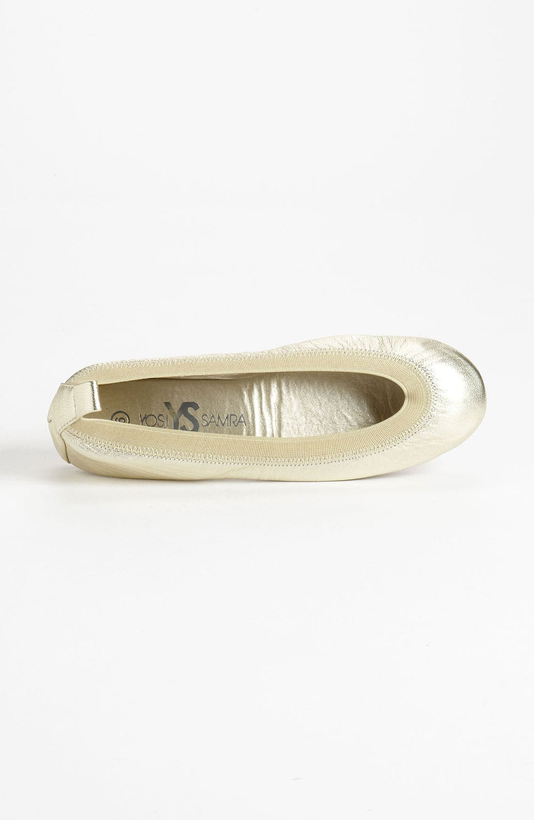 Alternate Image 3  - Yosi Samra Foldable Ballet Flat