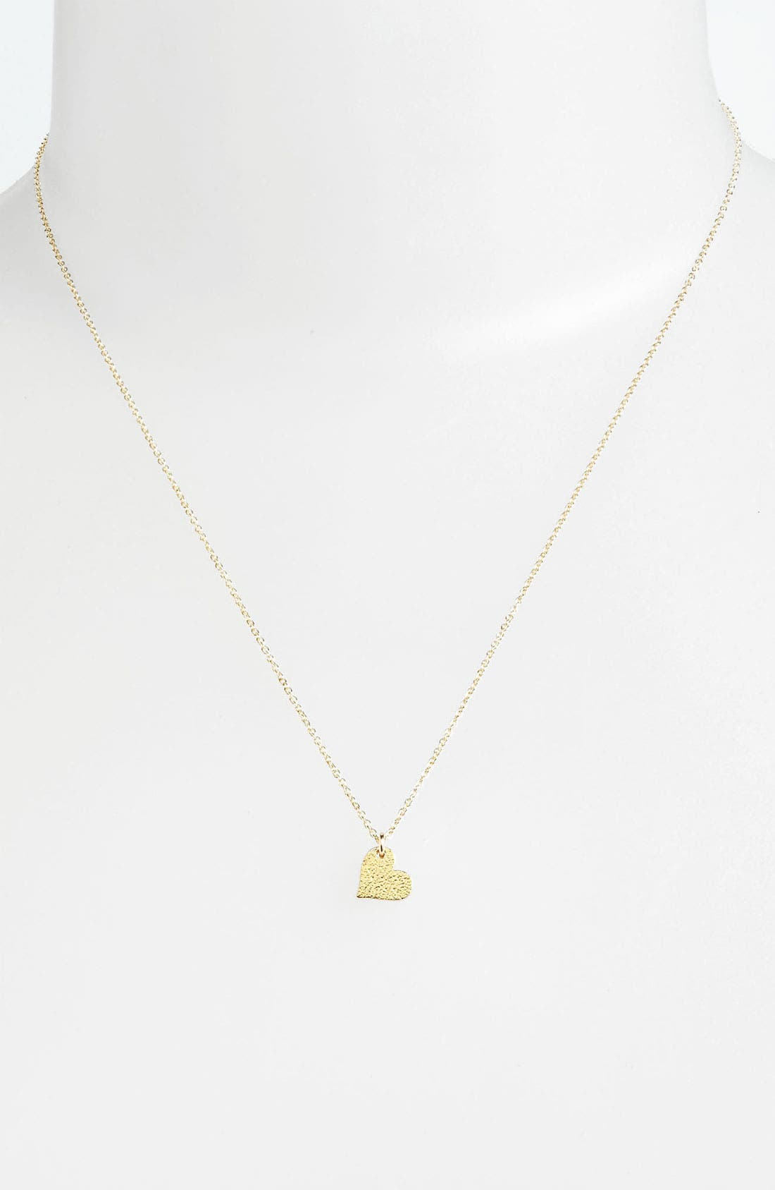 Alternate Image 2  - Dogeared 'Sparkle Heart' Boxed Pendant Necklace