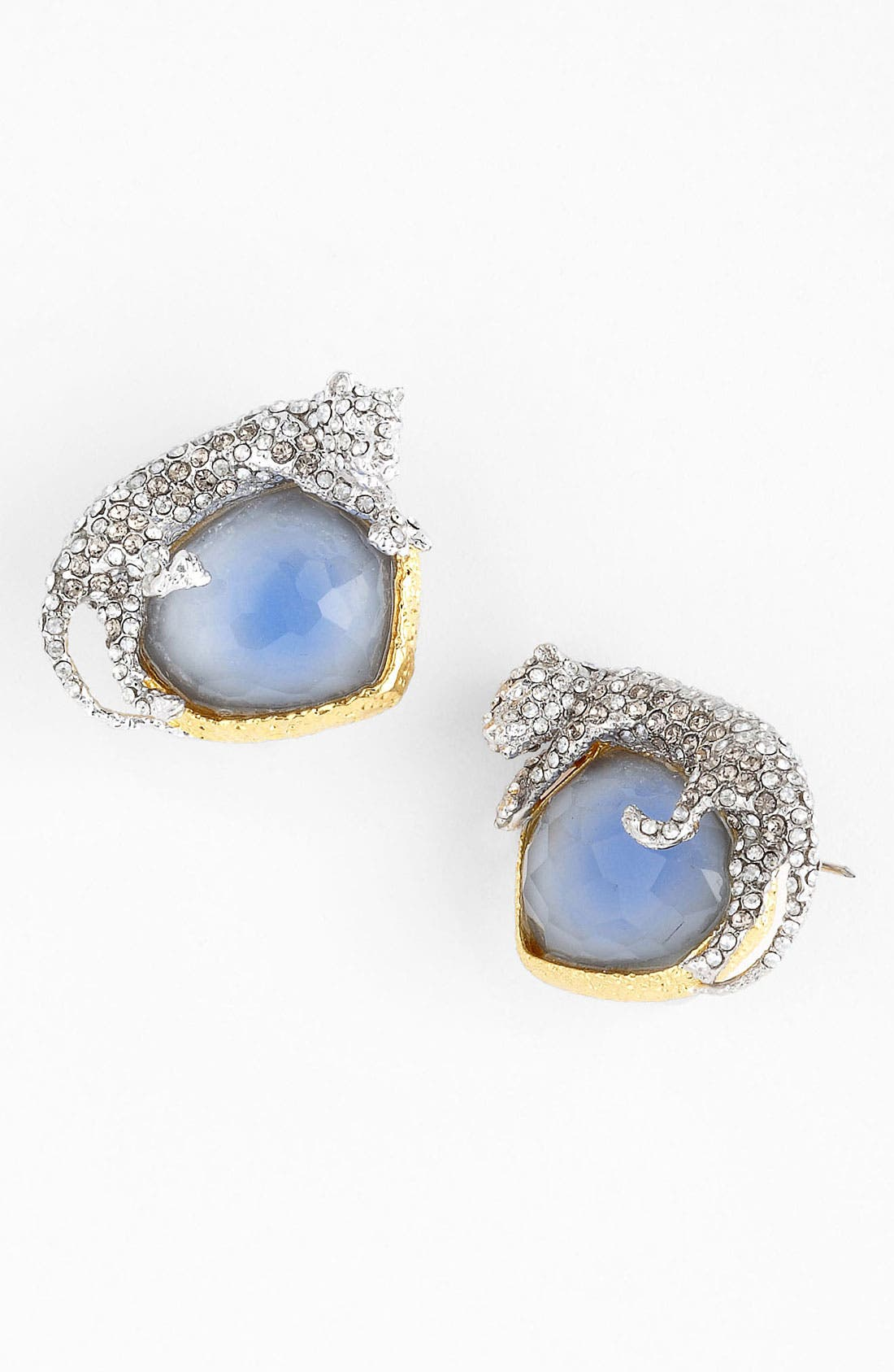 Main Image - Alexis Bittar 'Elements - Siyabona' Panther Clip Earrings