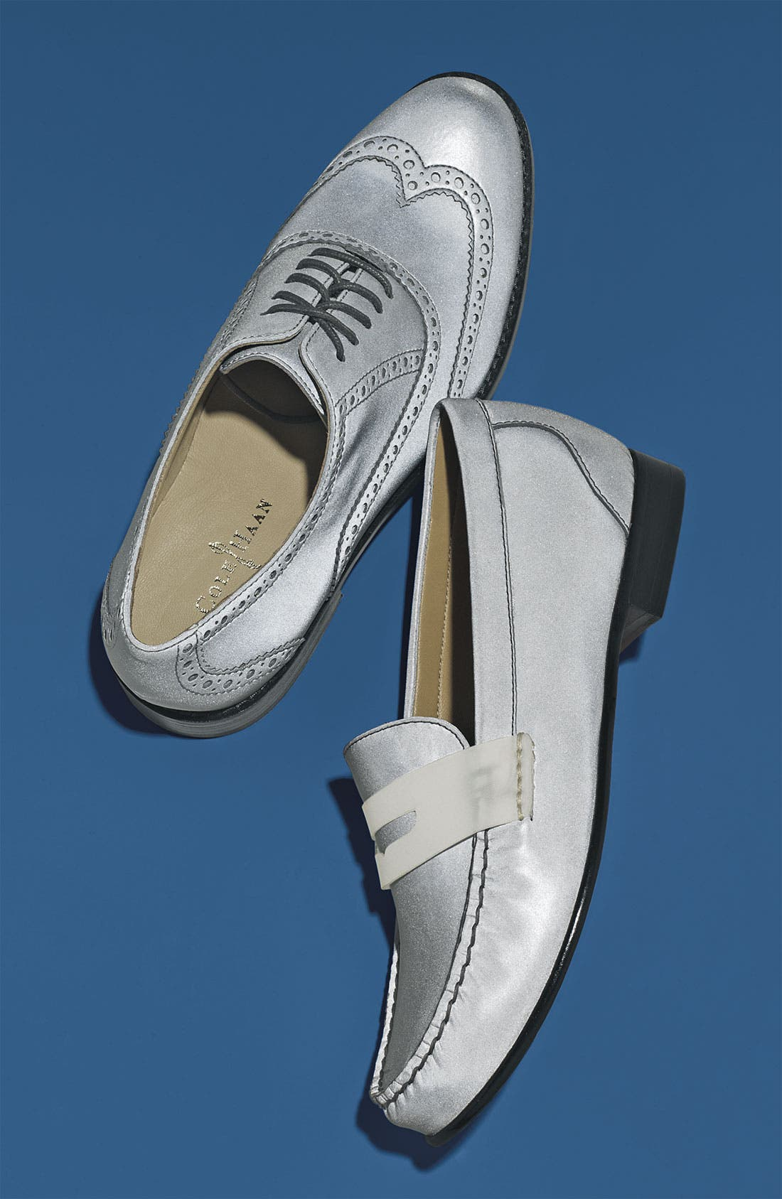 Alternate Image 5  - Cole Haan 'Monroe Reflective' Loafer
