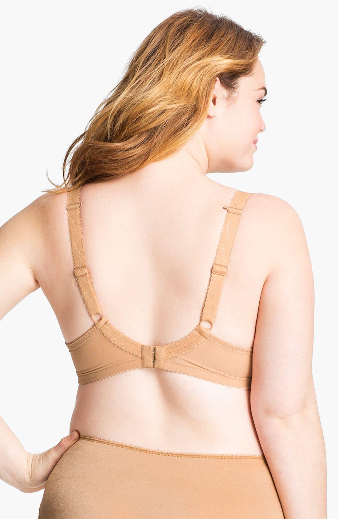 Alternate Image 4  - Elomi 'Rita' Convertible Strap Underwire Bra (Plus Size)