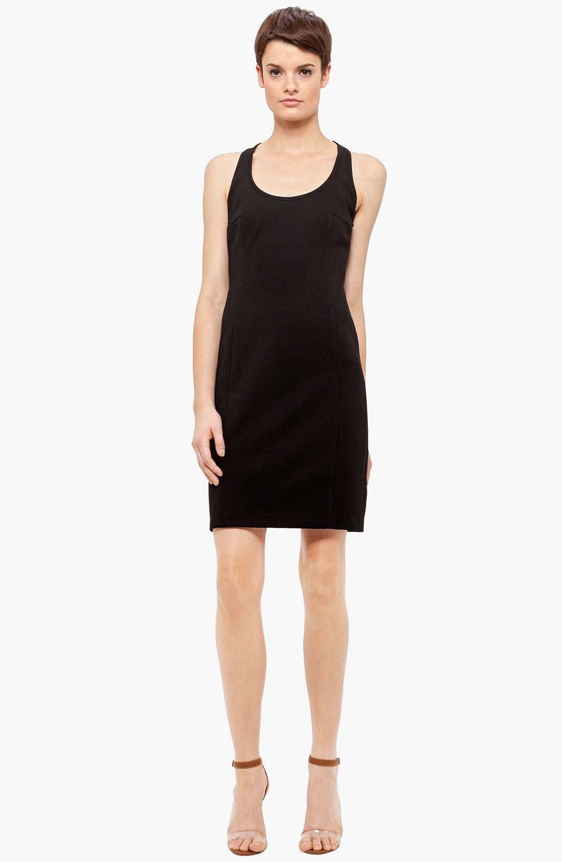 Alternate Image 1 Selected - Akris punto Jersey Tank Dress