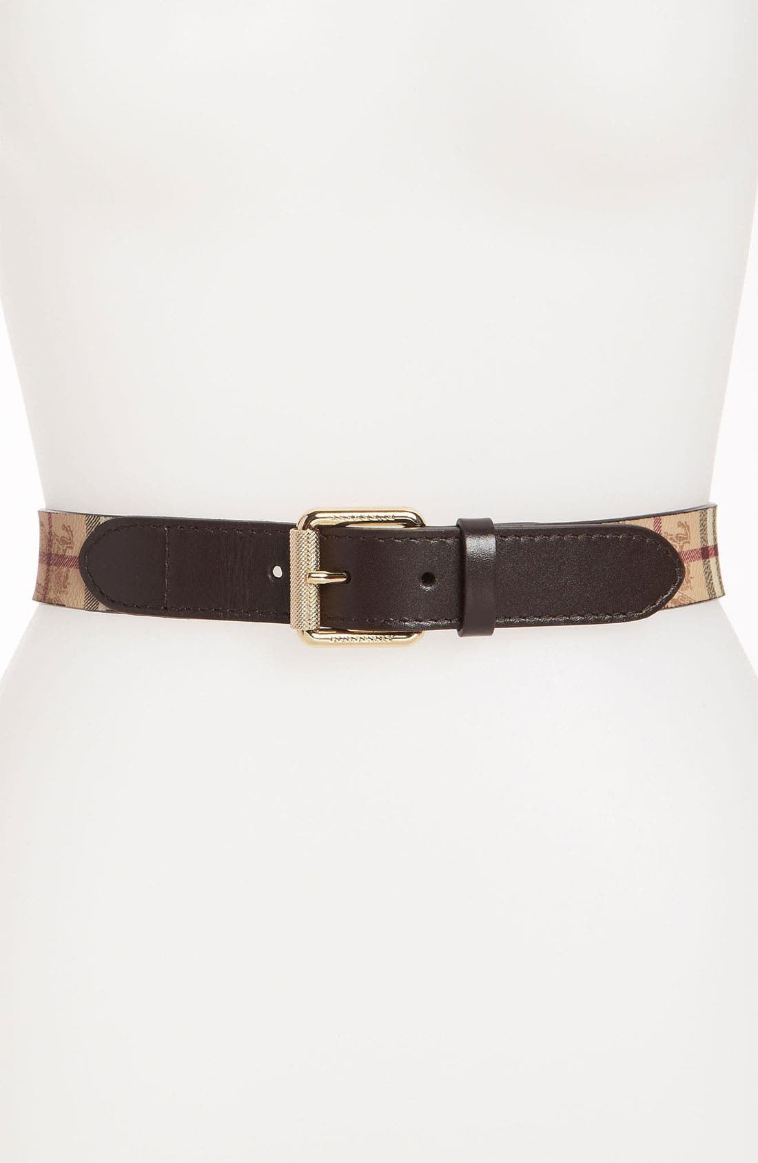 Alternate Image 1 Selected - Burberry 'Colchester' Belt
