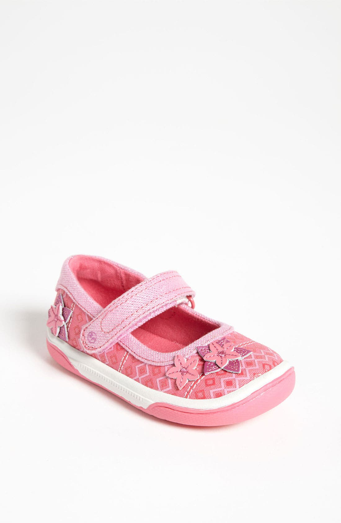 Main Image - Stride Rite 'Misha' Mary Jane (Baby, Walker & Toddler)