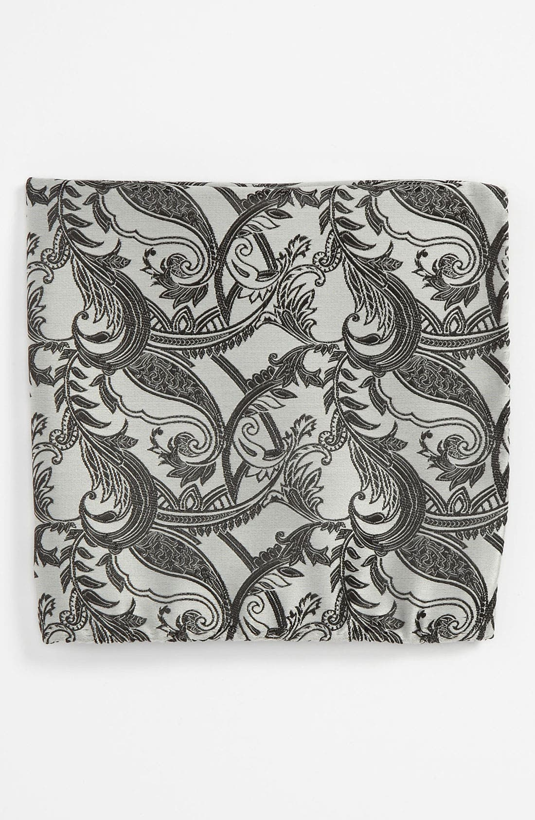 Main Image - Duchamp Silk Pocket Square