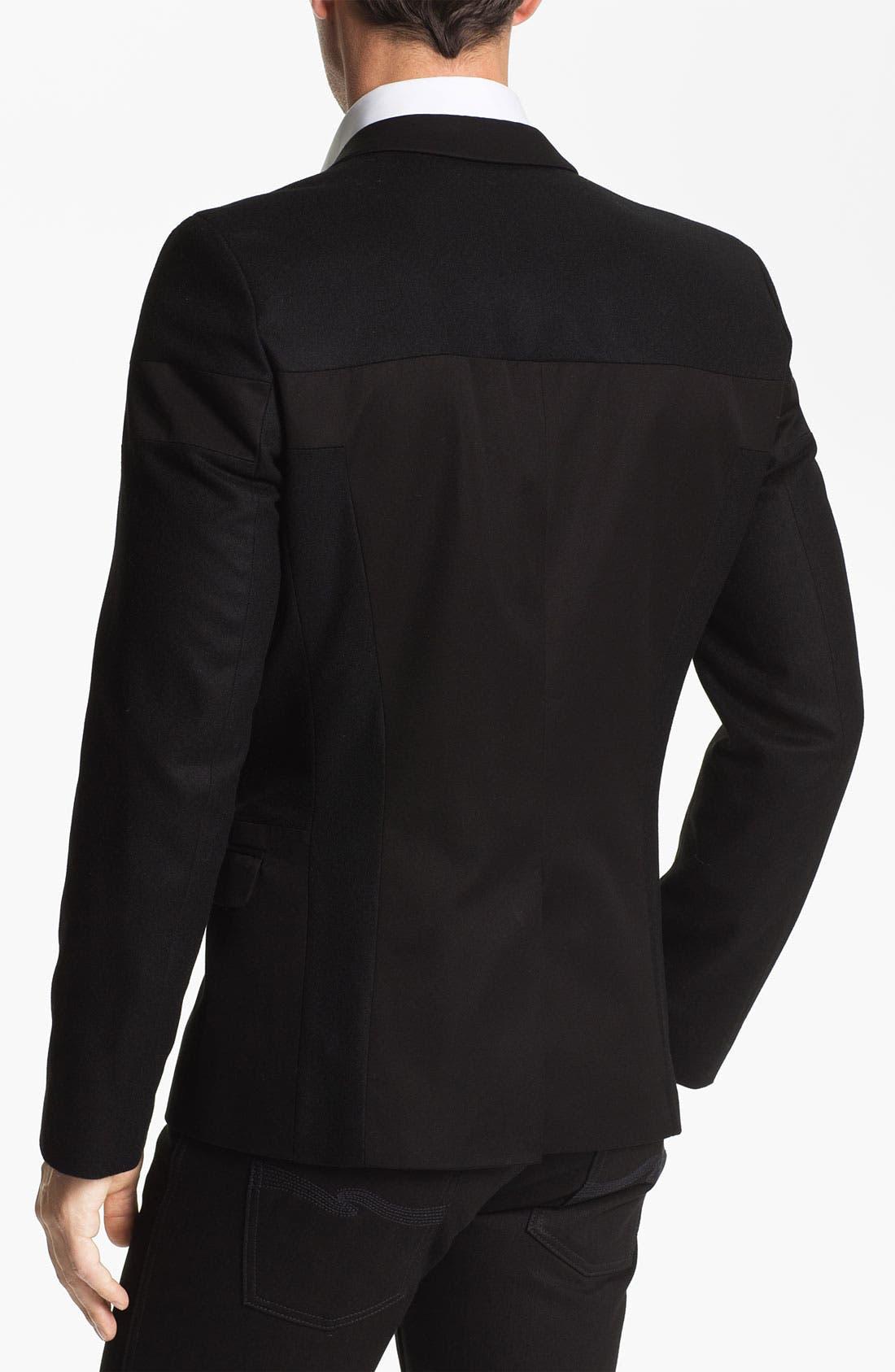 Alternate Image 2  - HUGO 'Abos' Wool & Cashmere Blend Sportcoat