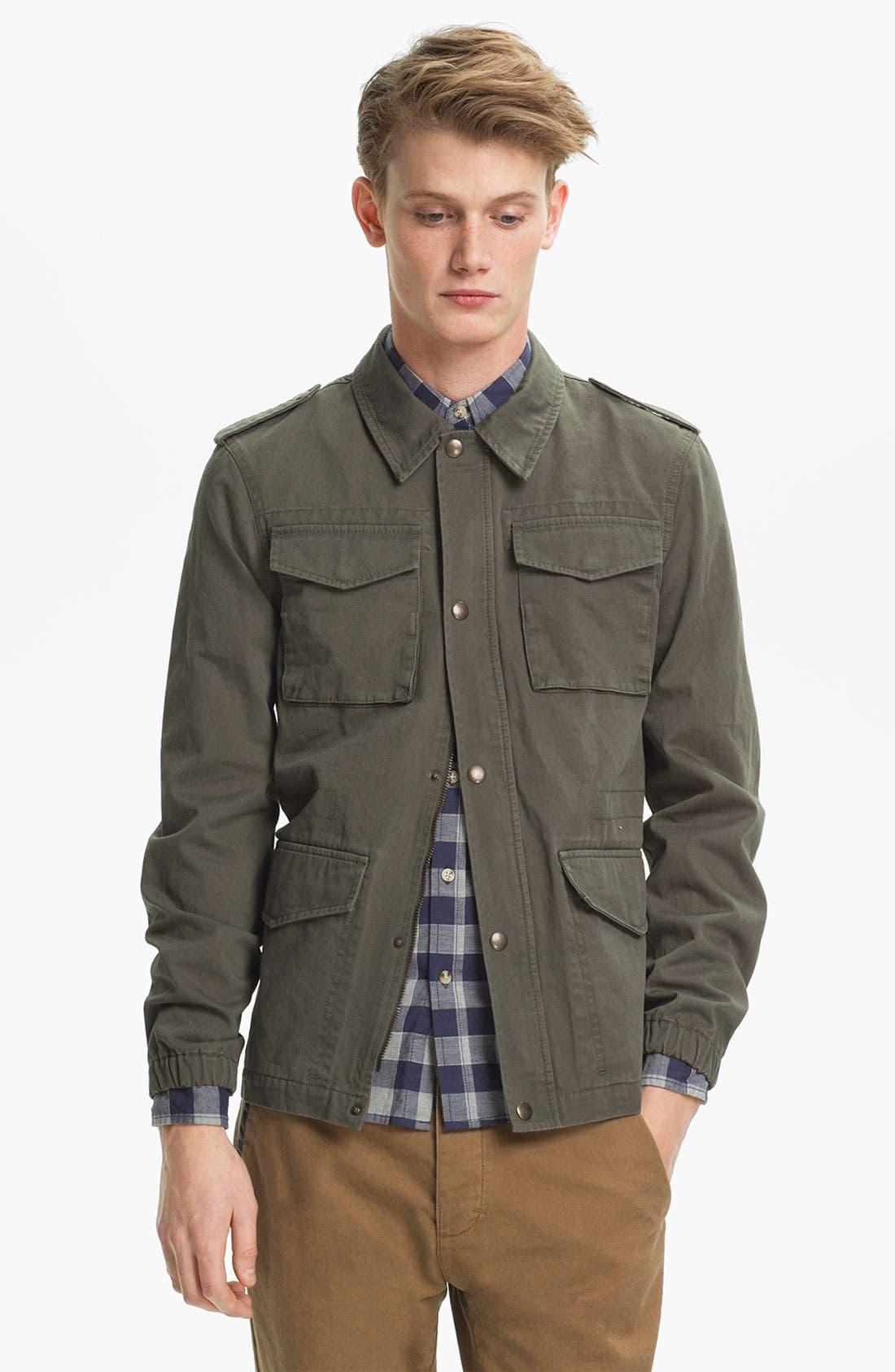 Alternate Image 1 Selected - Topman Field Jacket