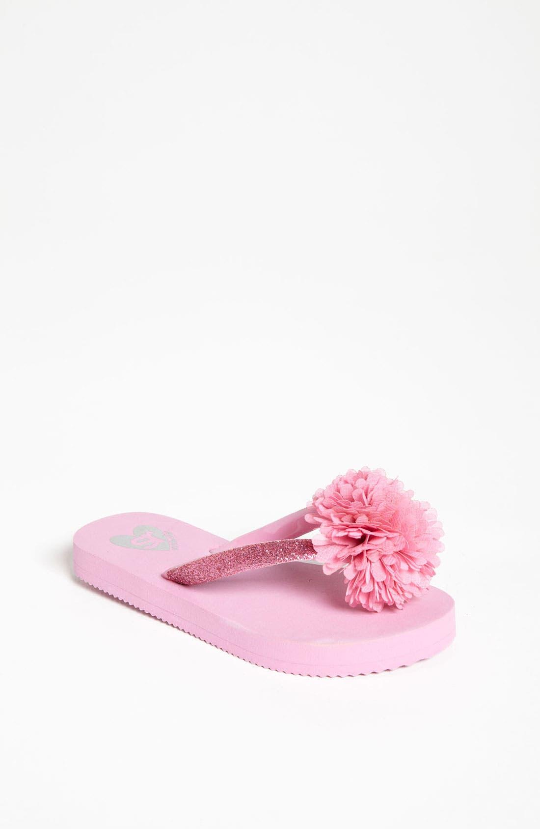 Alternate Image 1 Selected - Stride Rite 'Stella' Sandal (Toddler & Little Kid)