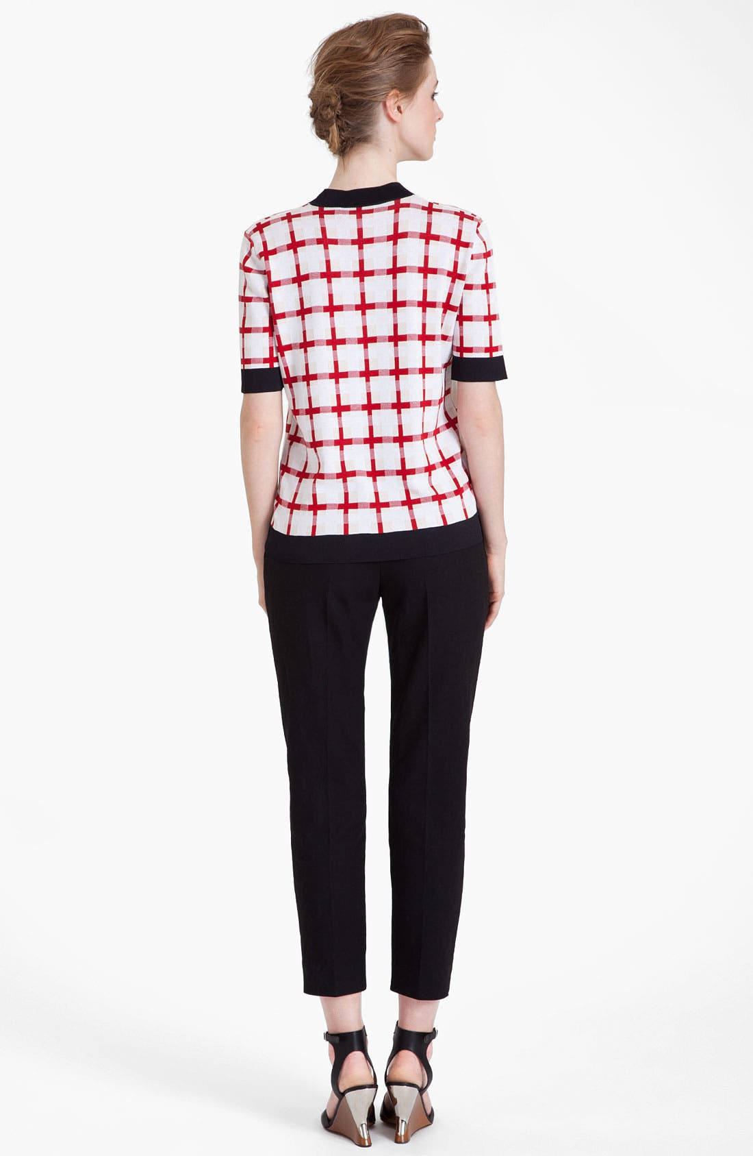 Alternate Image 3  - Marni Compact Poplin Ankle Pants