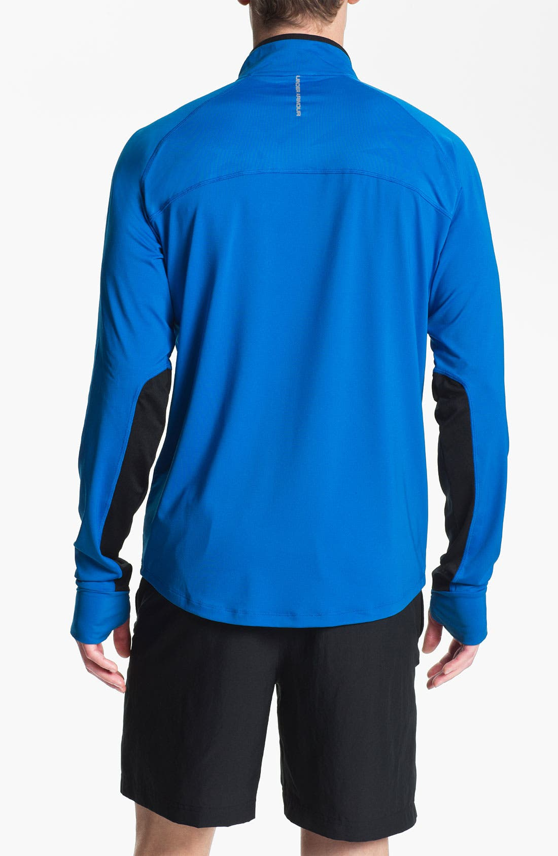 Alternate Image 2  - Under Armour 'Imminent Run' Quarter Zip Pullover