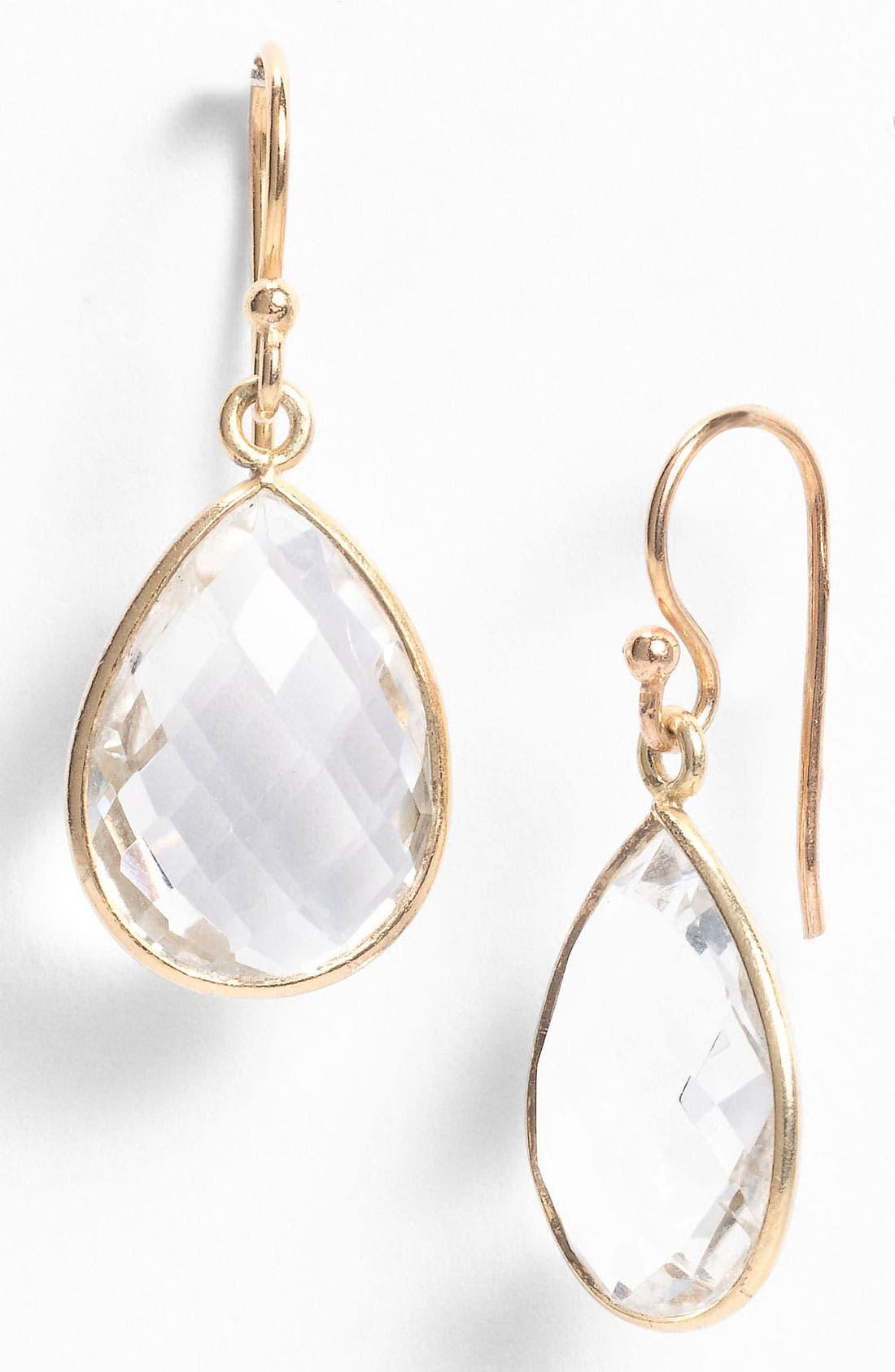 Alternate Image 1 Selected - NuNu Designs 'Candy' Teardrop Earrings