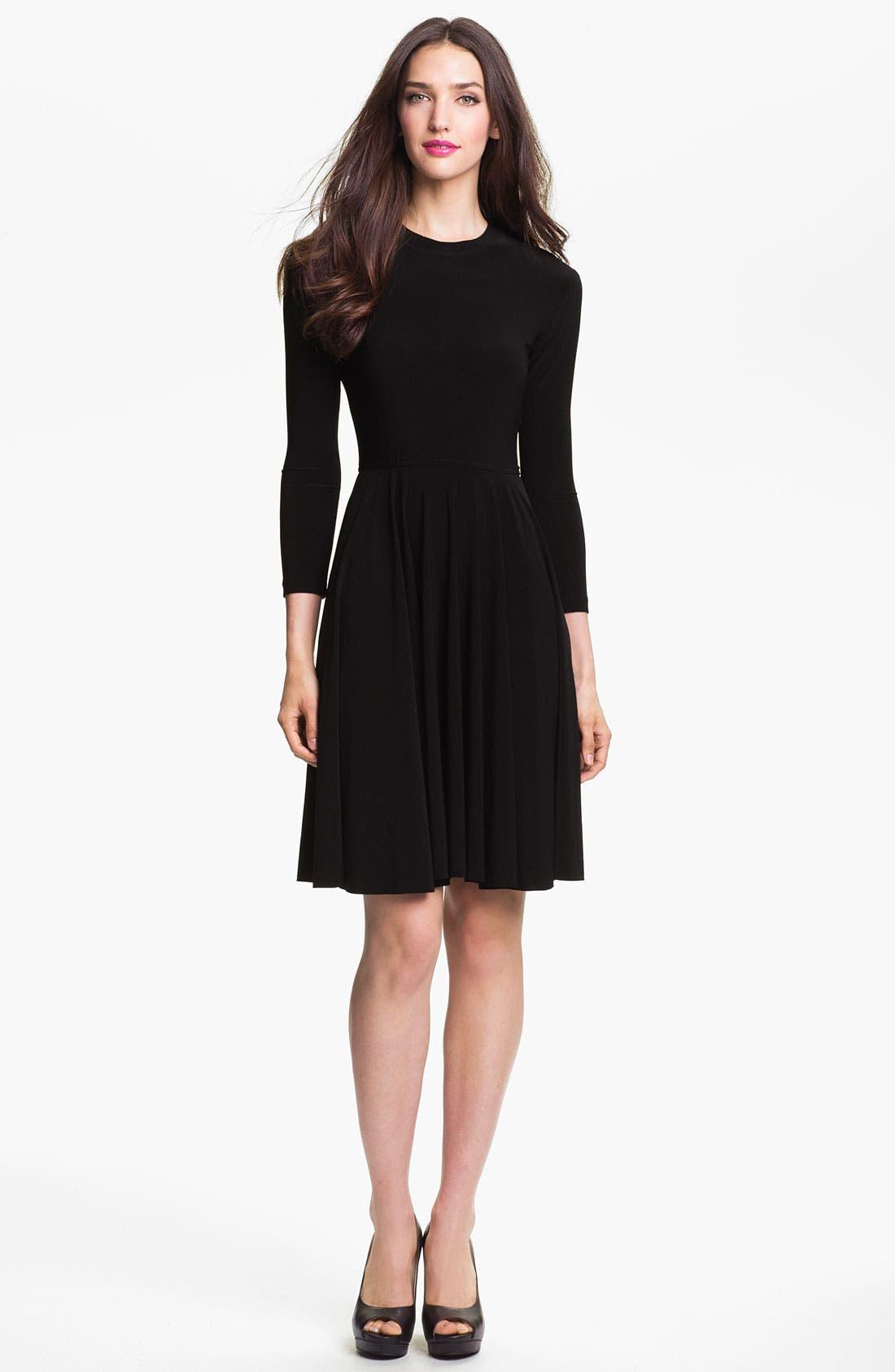 Main Image - KAMALIKULTURE Crewneck Dress