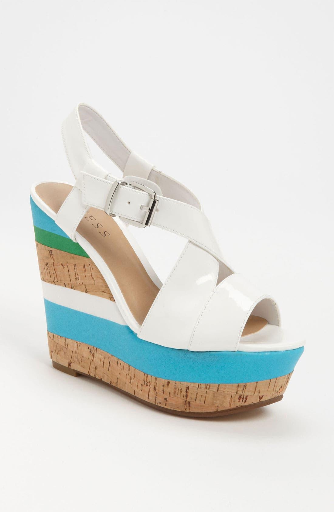 Main Image - GUESS 'Urban 2' Sandal