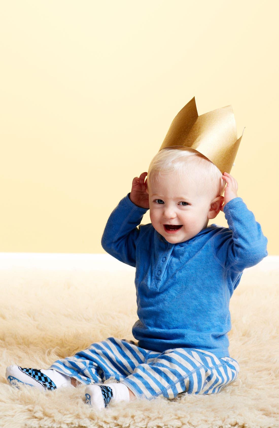 Alternate Image 2  - Stem Baby Hoodie & Pants (Infant)